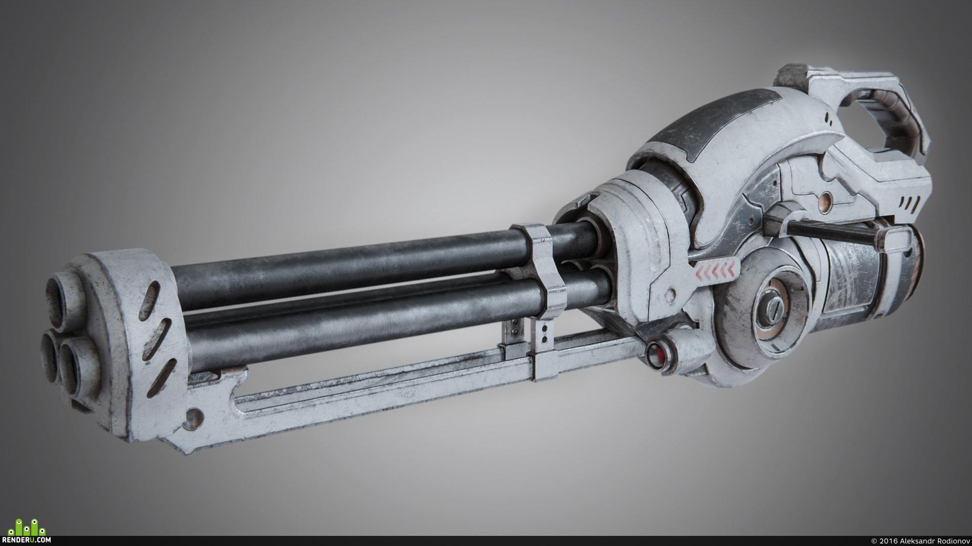 preview Cci Fi Gun