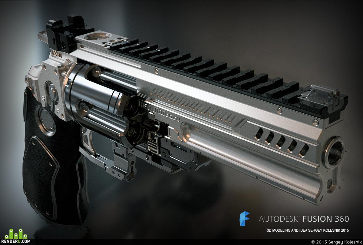 preview Константин тяжелый револьвер