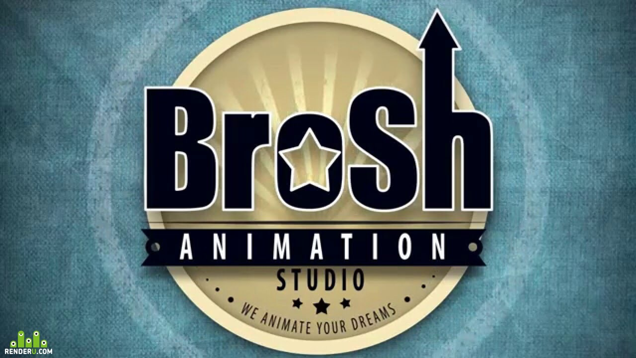 preview Анимация логотипа для  Brosh Animation