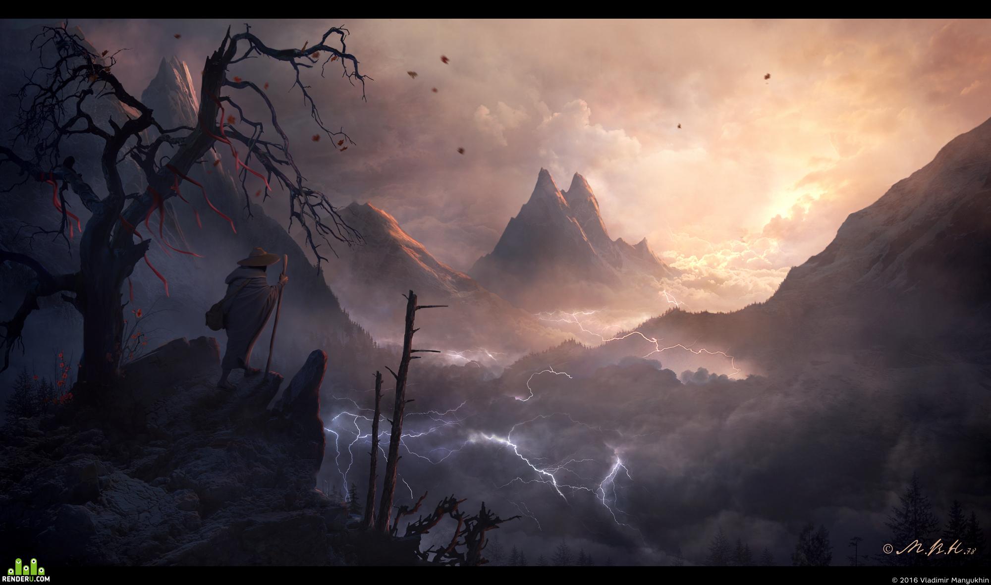 preview Грозовой перевал