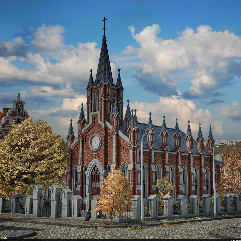 preview Немецкая церковь