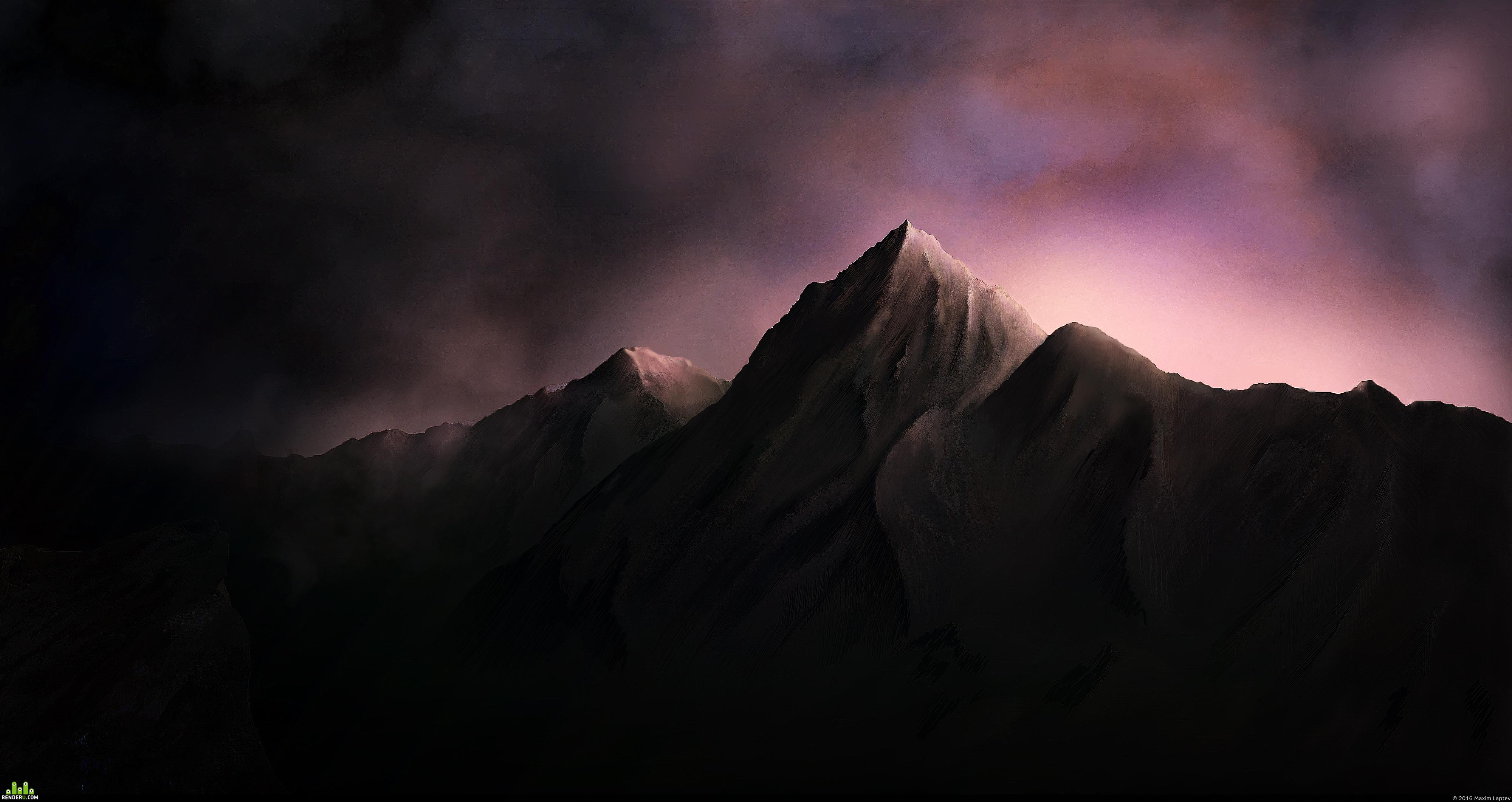 preview Тихая гора