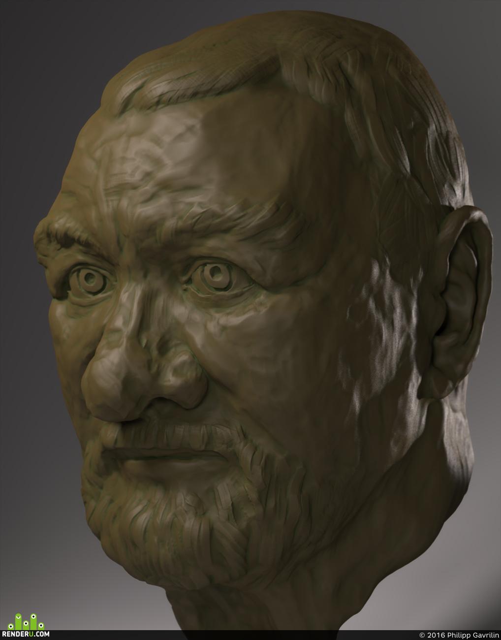 preview Портрет деда