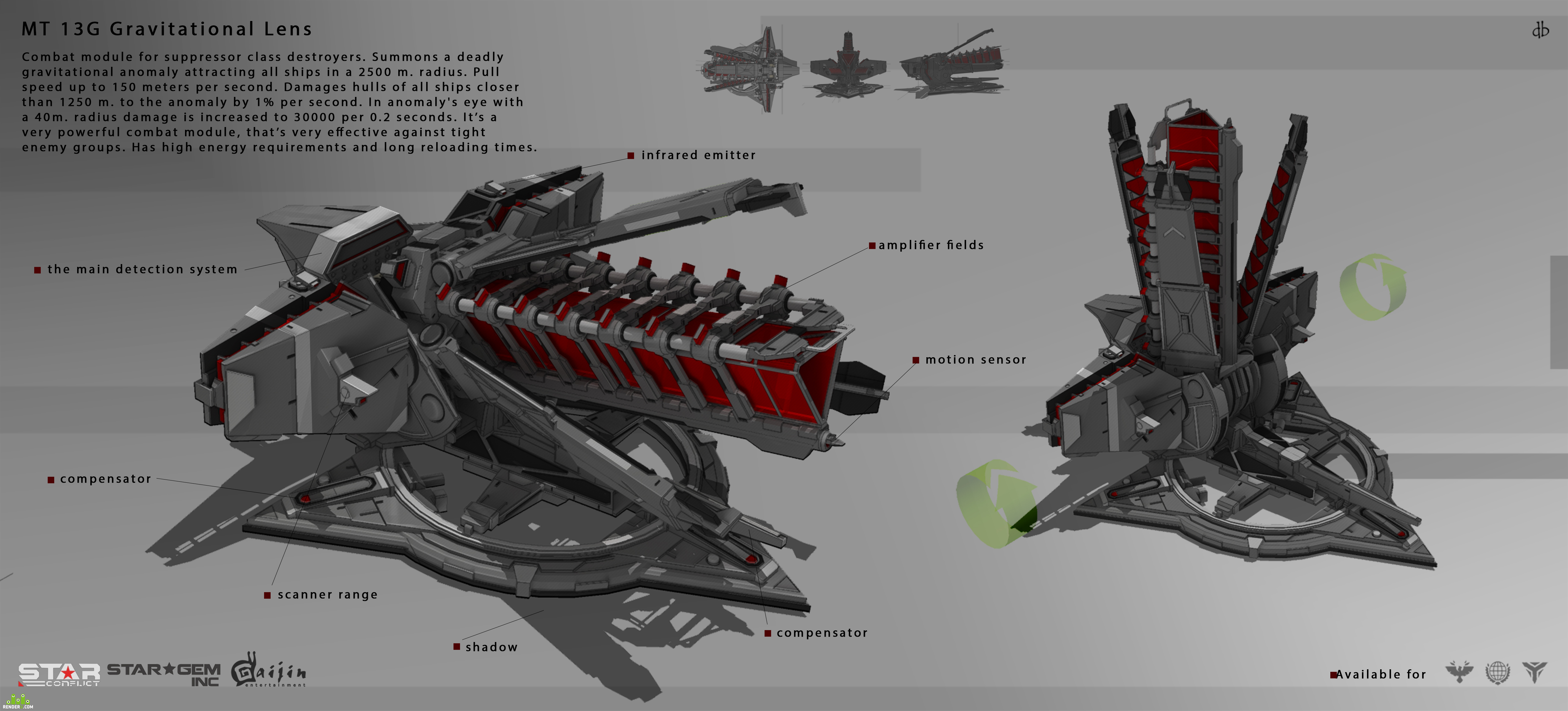 preview Concepts for Star conflict 2