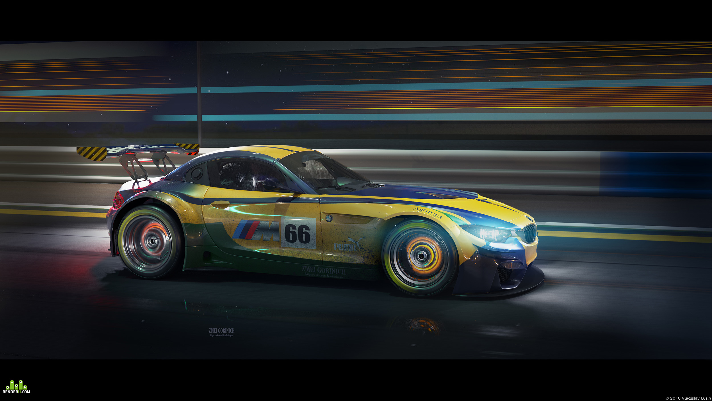 preview BMW ZM4