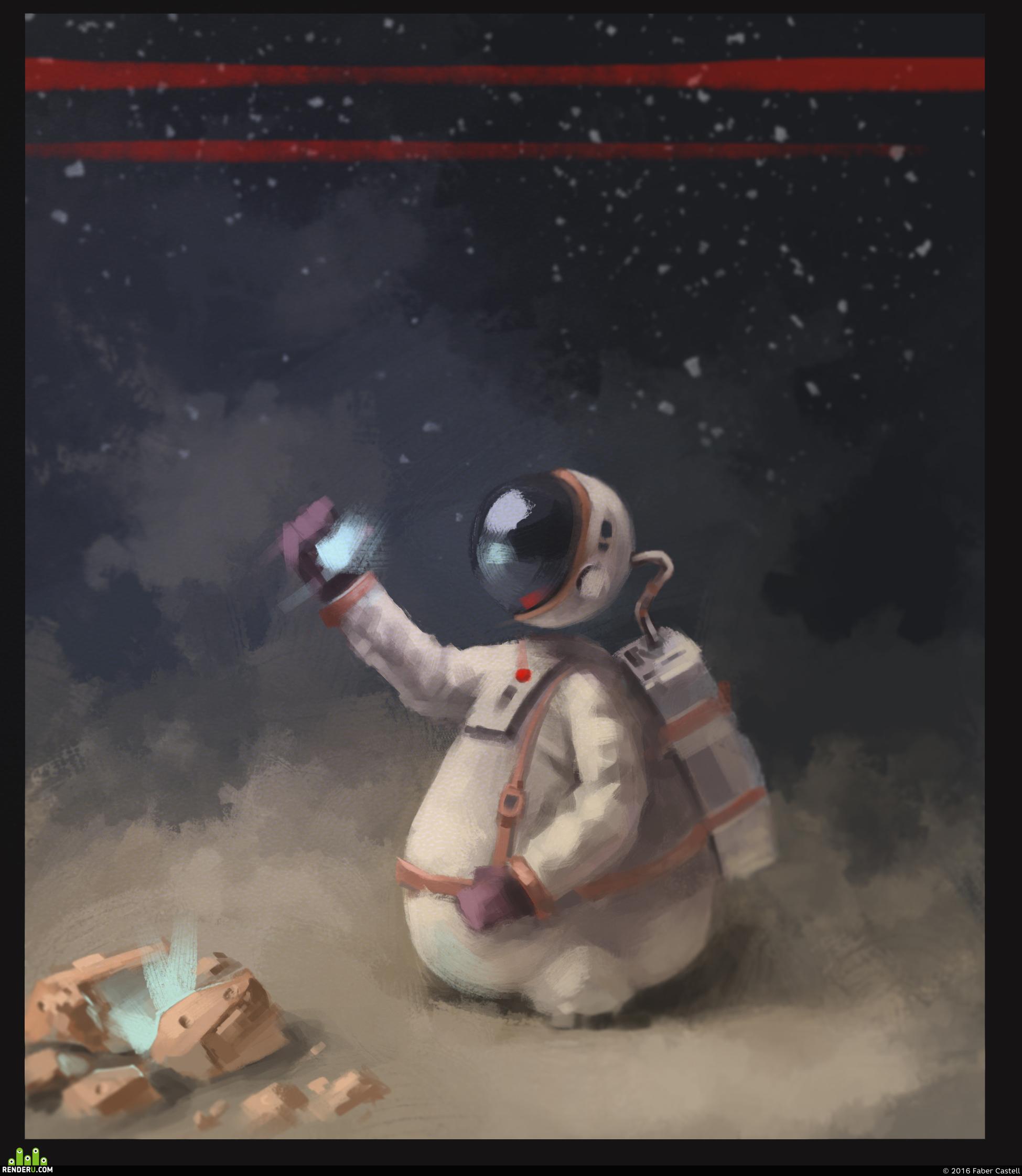 preview Космонавт