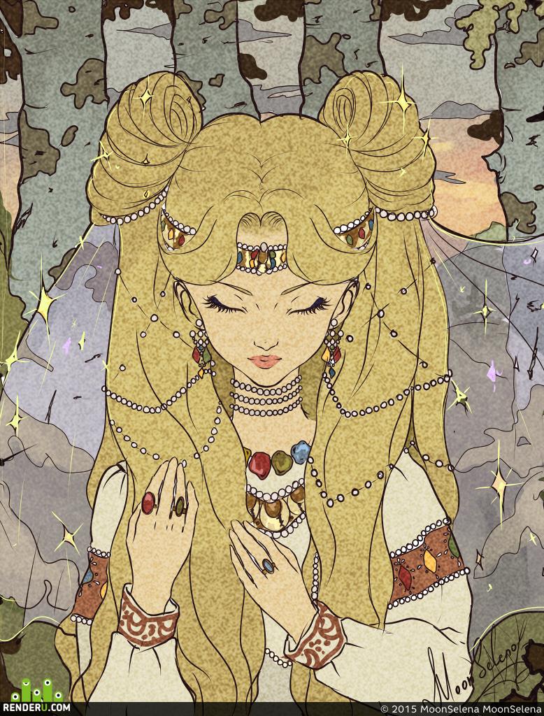 preview Принцесса Серените-Усаги