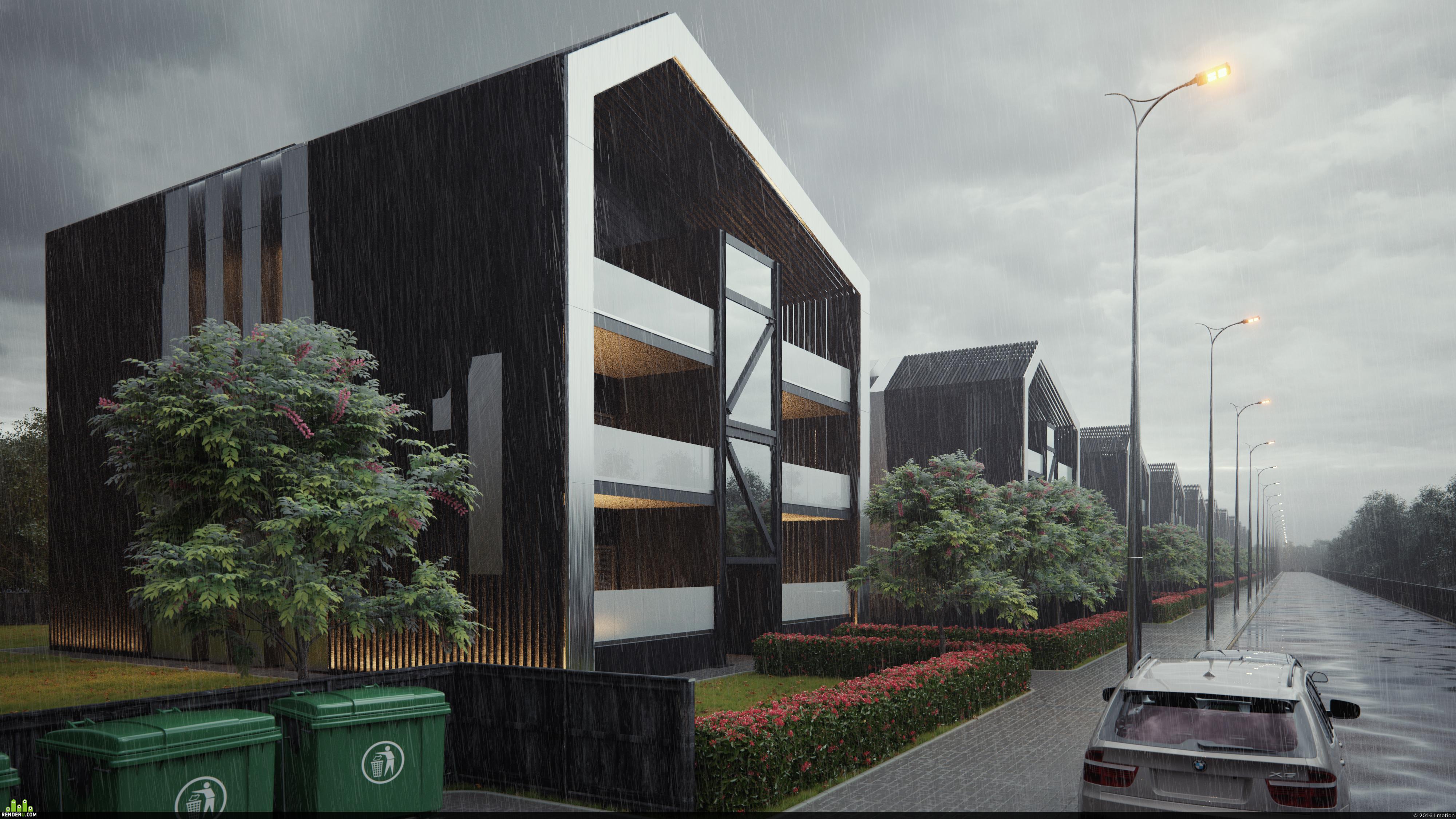 preview Концепция здания в Швеции
