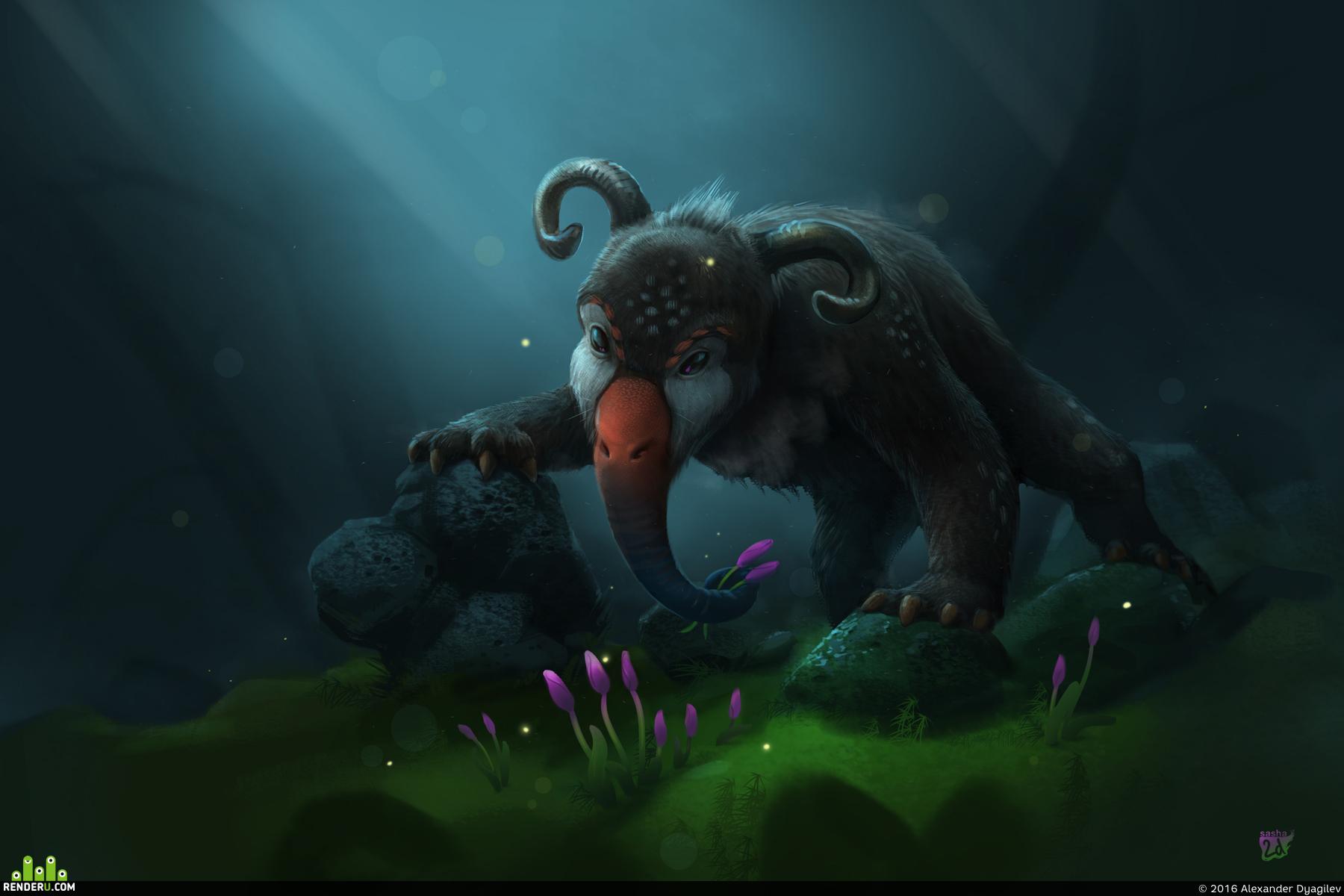 preview Таинственный зверь