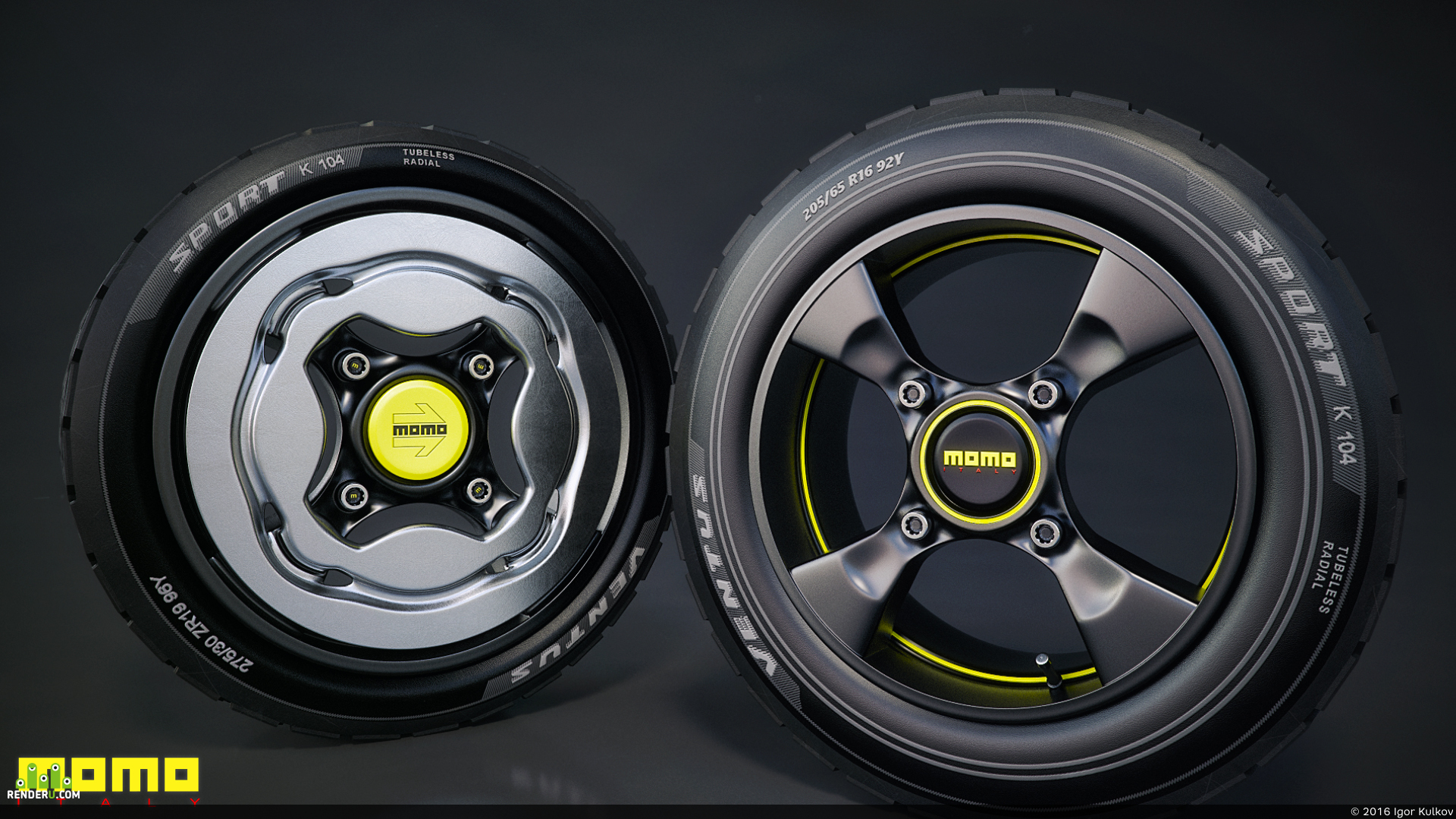preview momo wheels