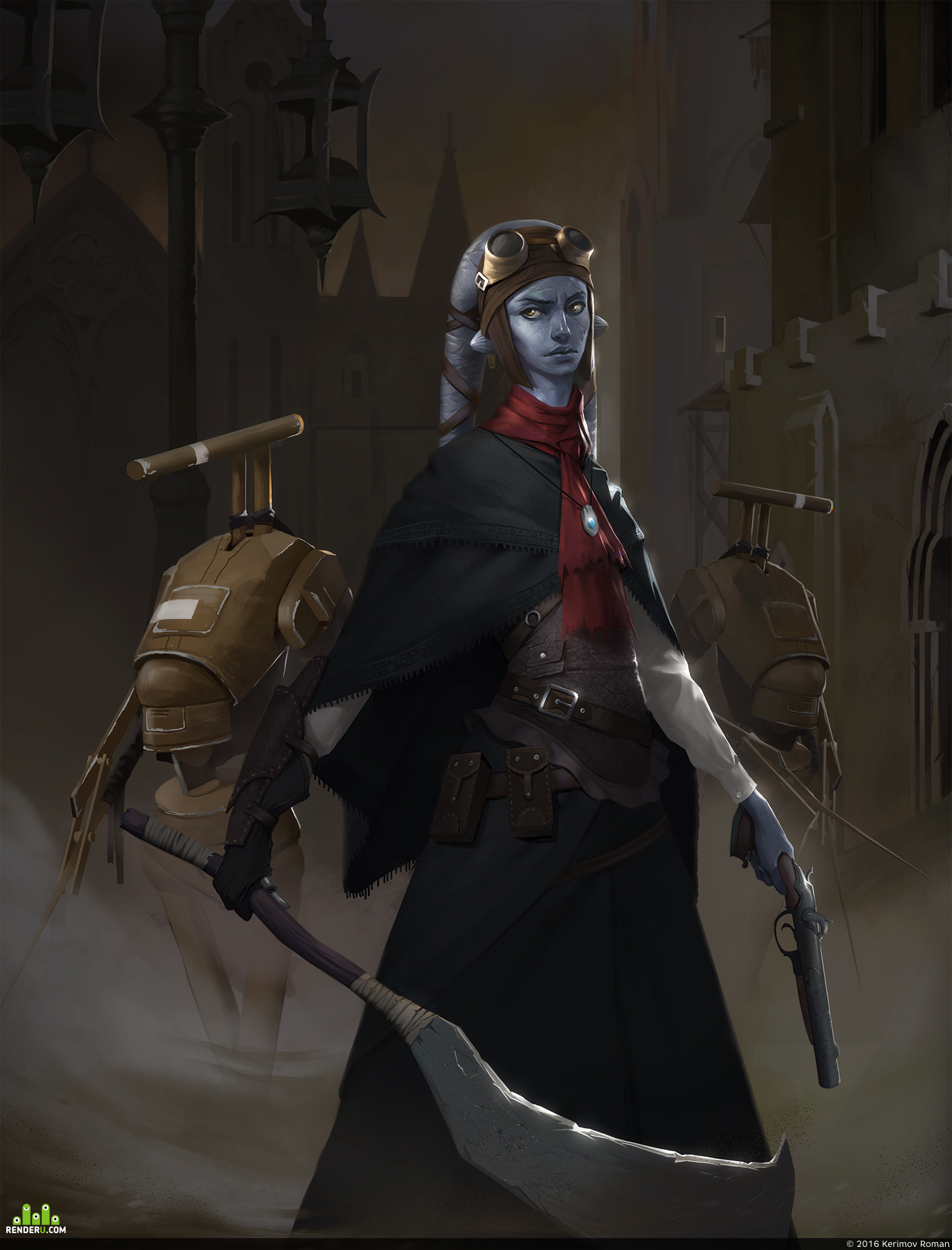 preview Aayla secura re-imagined
