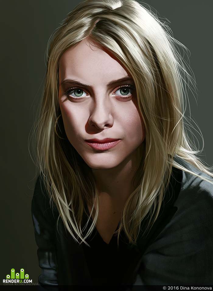 preview Блонд