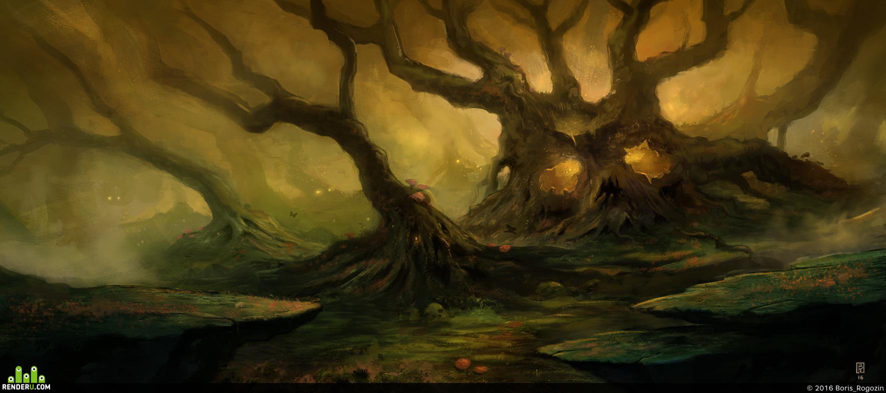 preview Мертвый лес