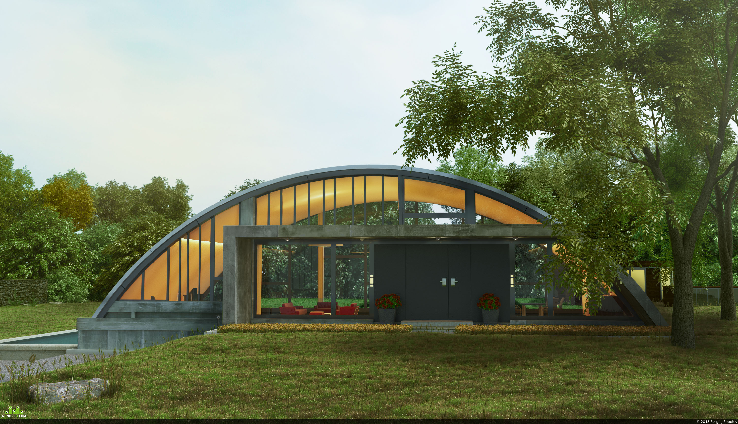 preview arc house