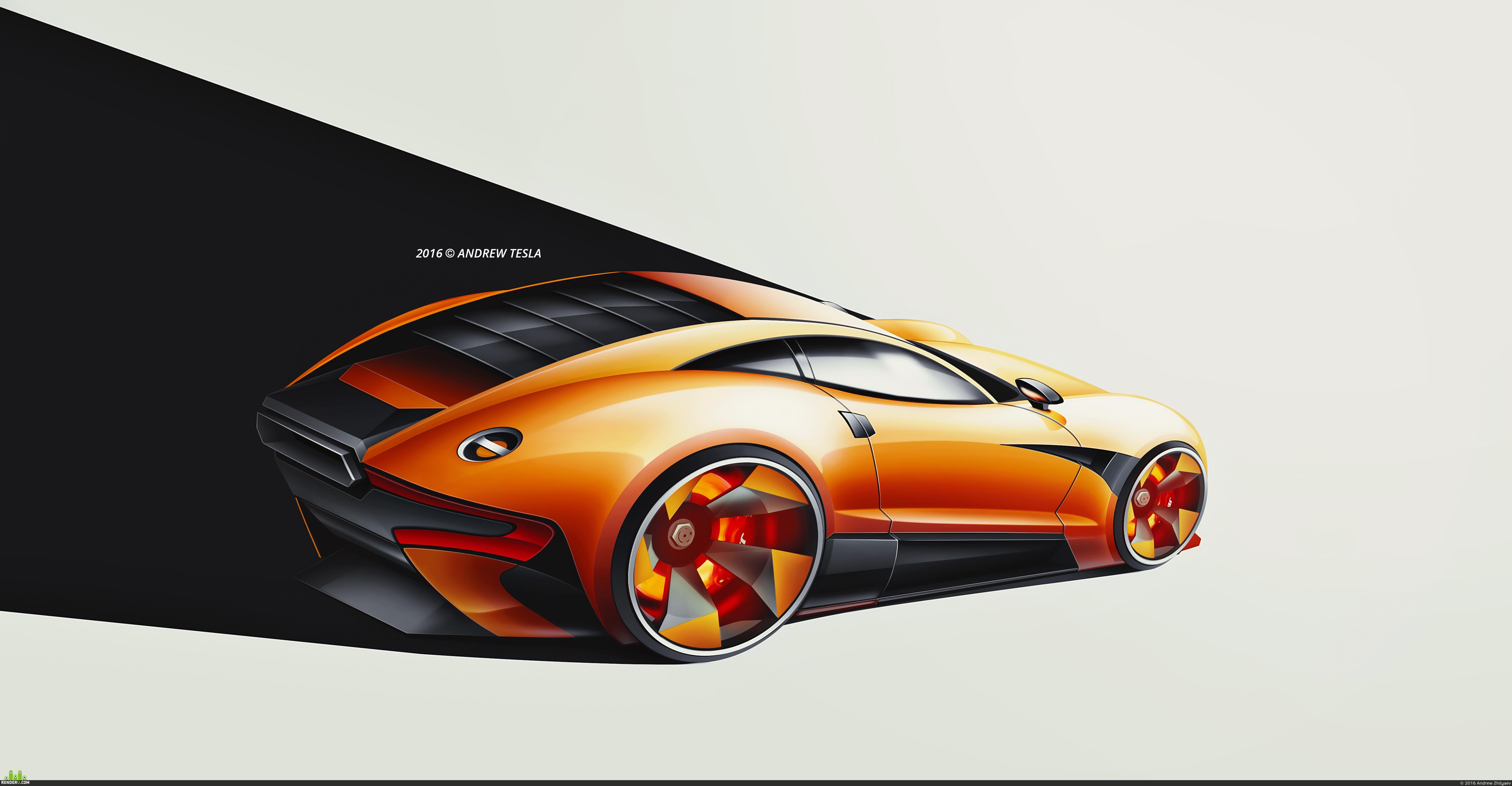 preview Оранжевый зверь