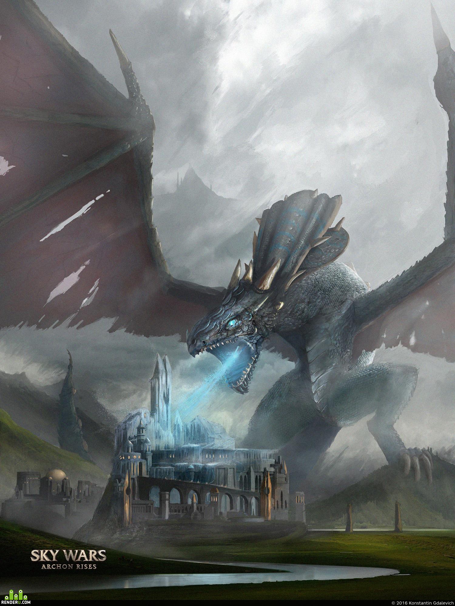preview Дракон