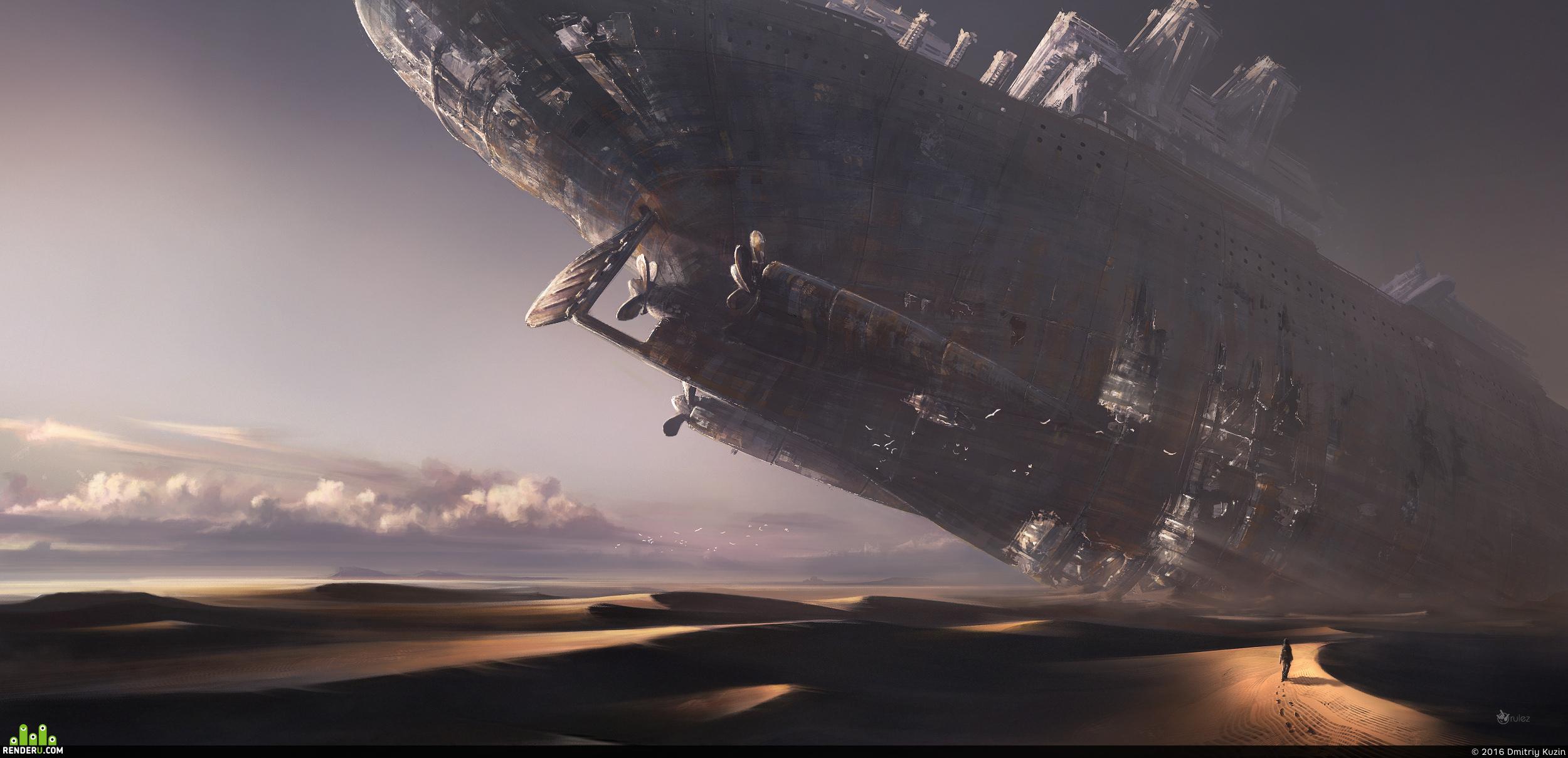 preview корабль пустыни