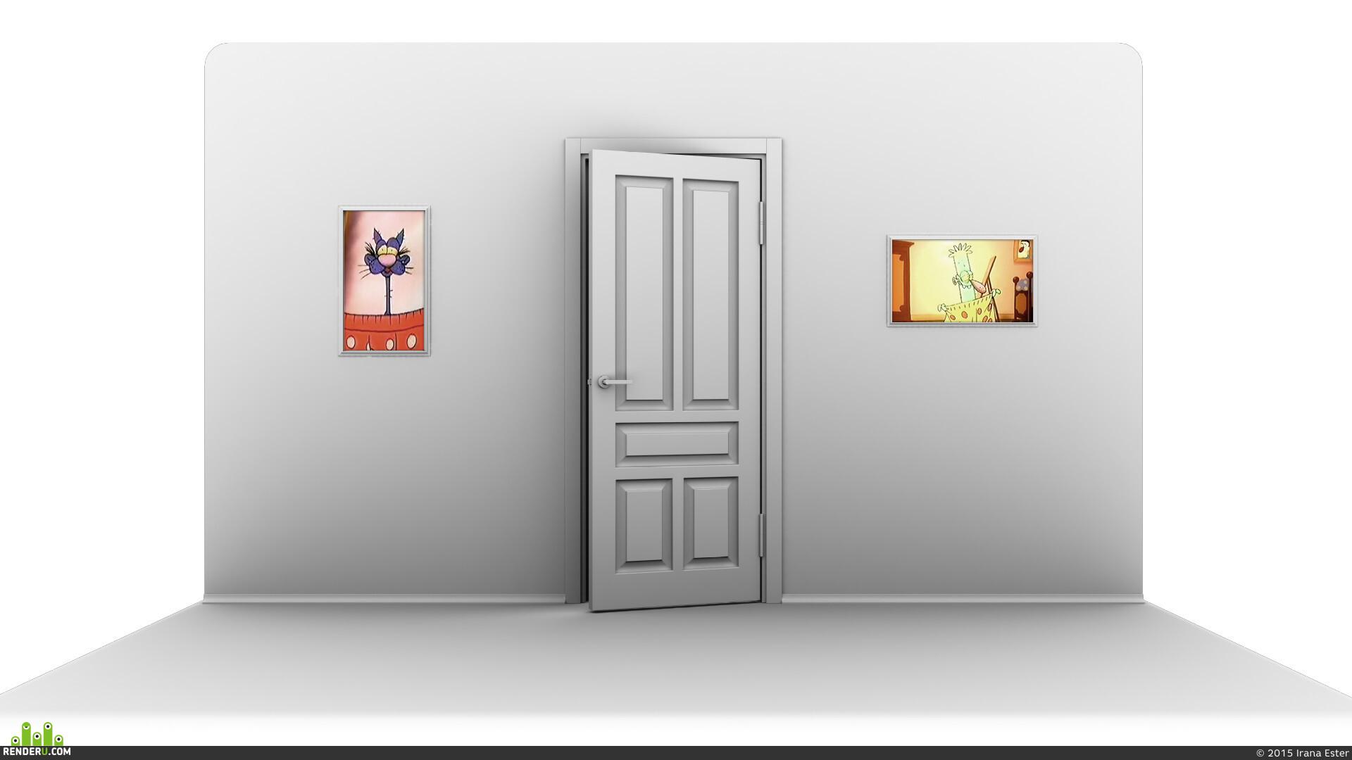 preview Дверь