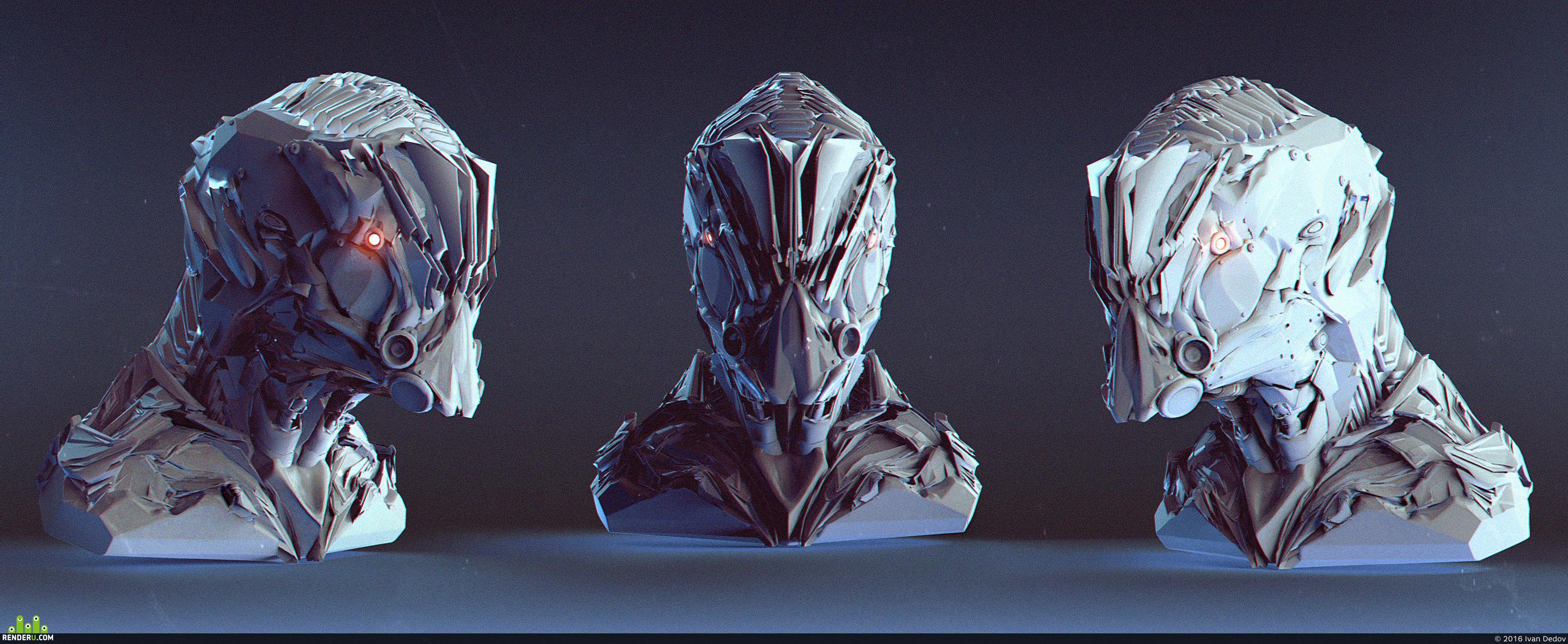 preview Alien Robot