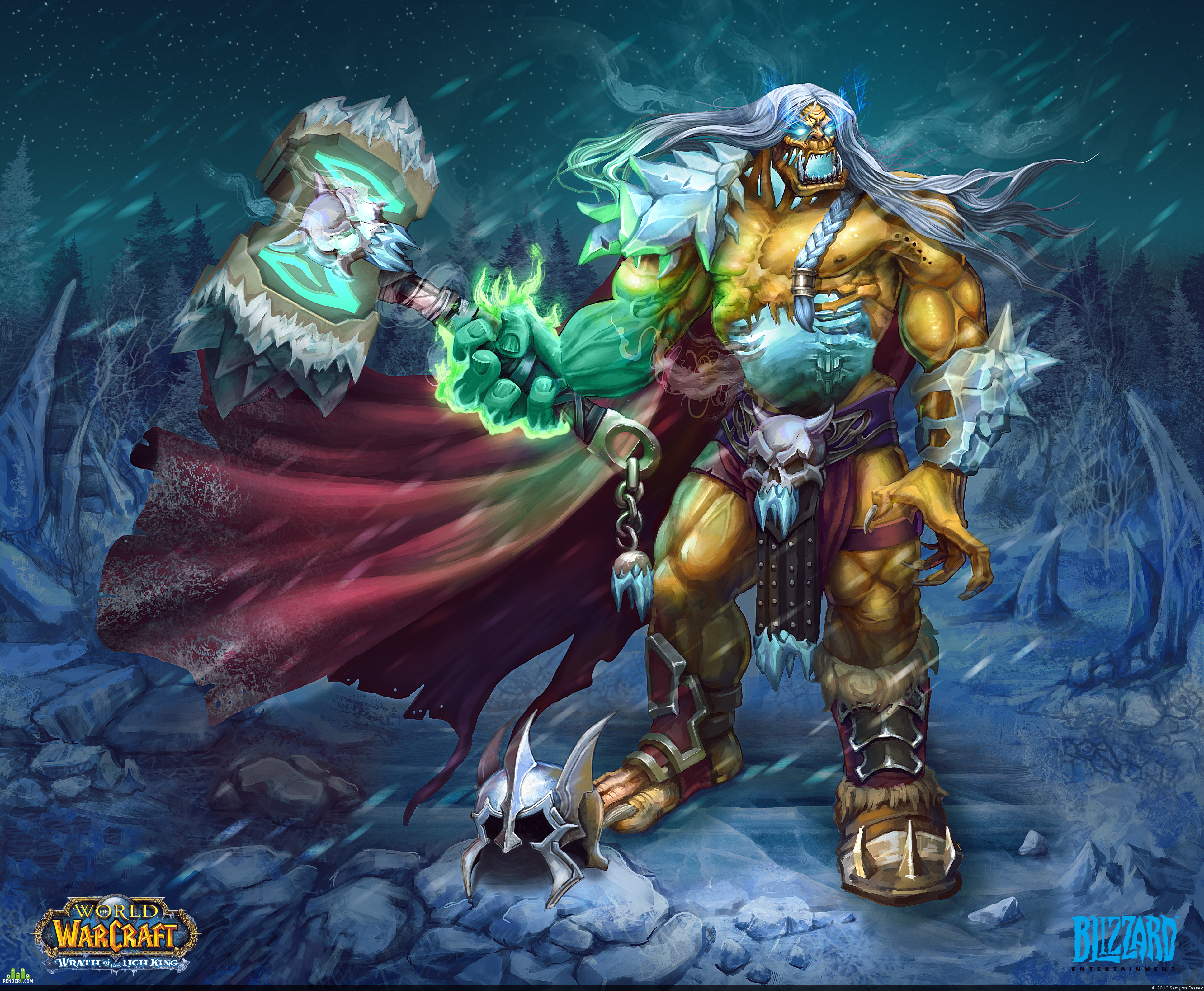 preview Dead Hand Saurfang