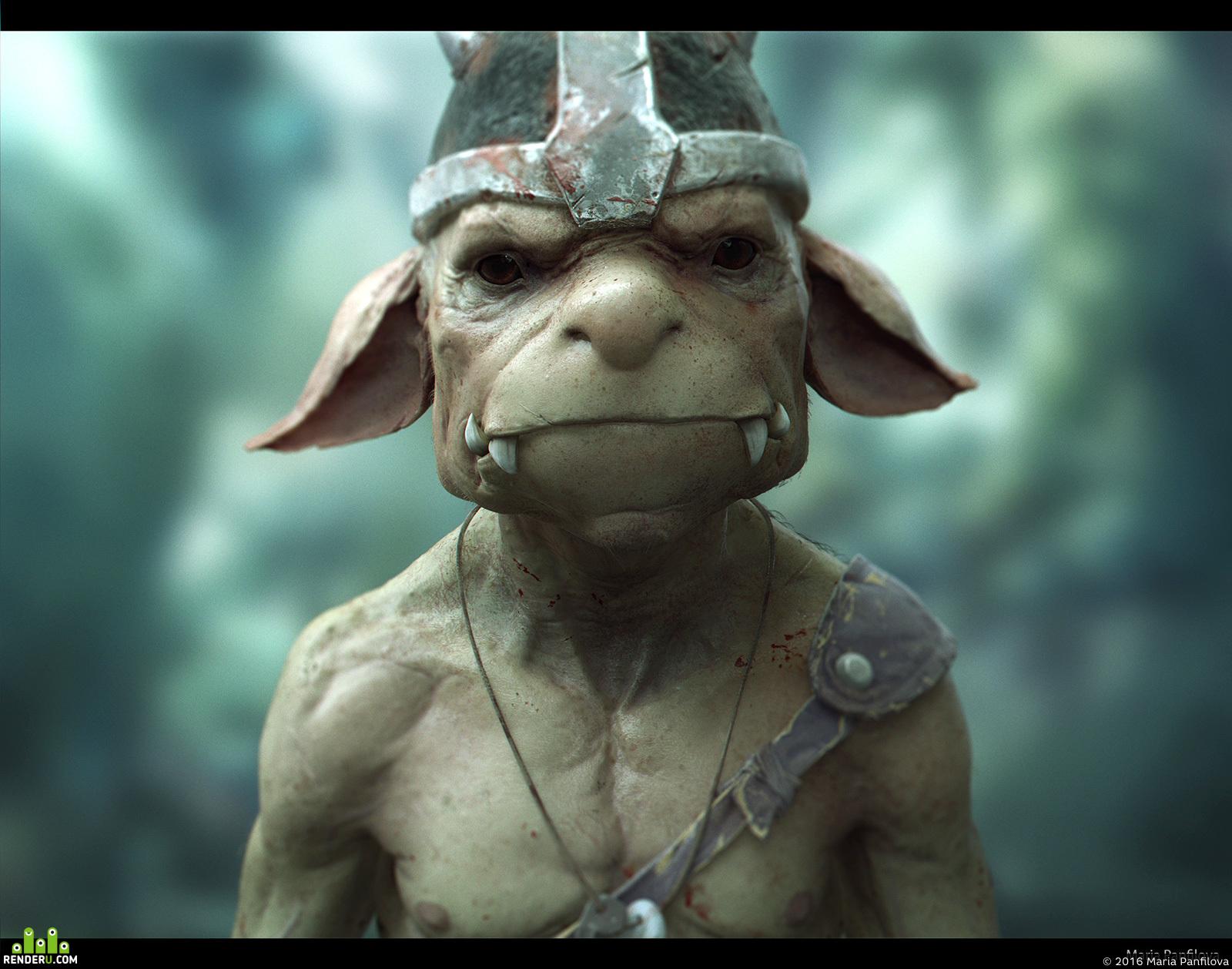 preview Grimgar goblin