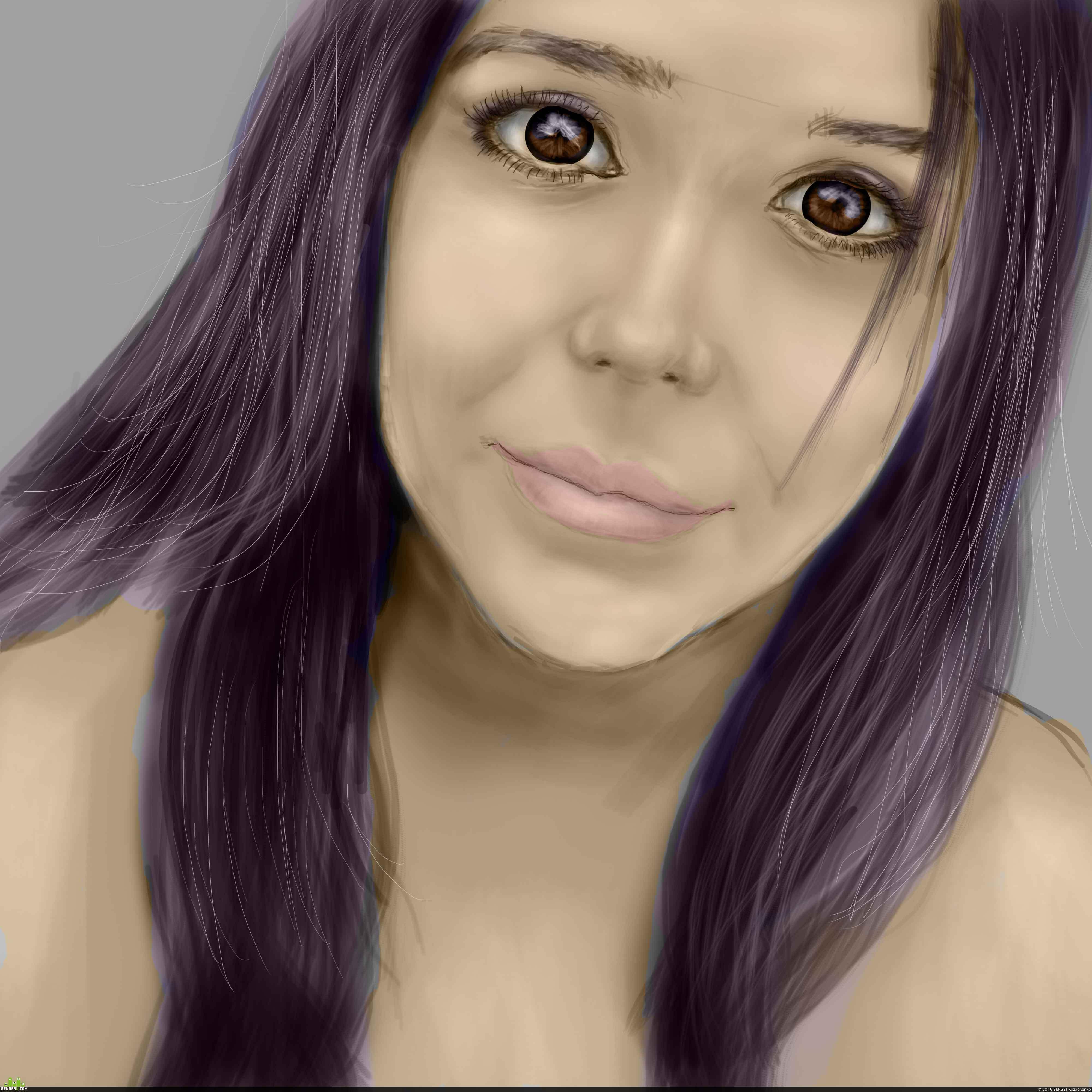 preview фиолет