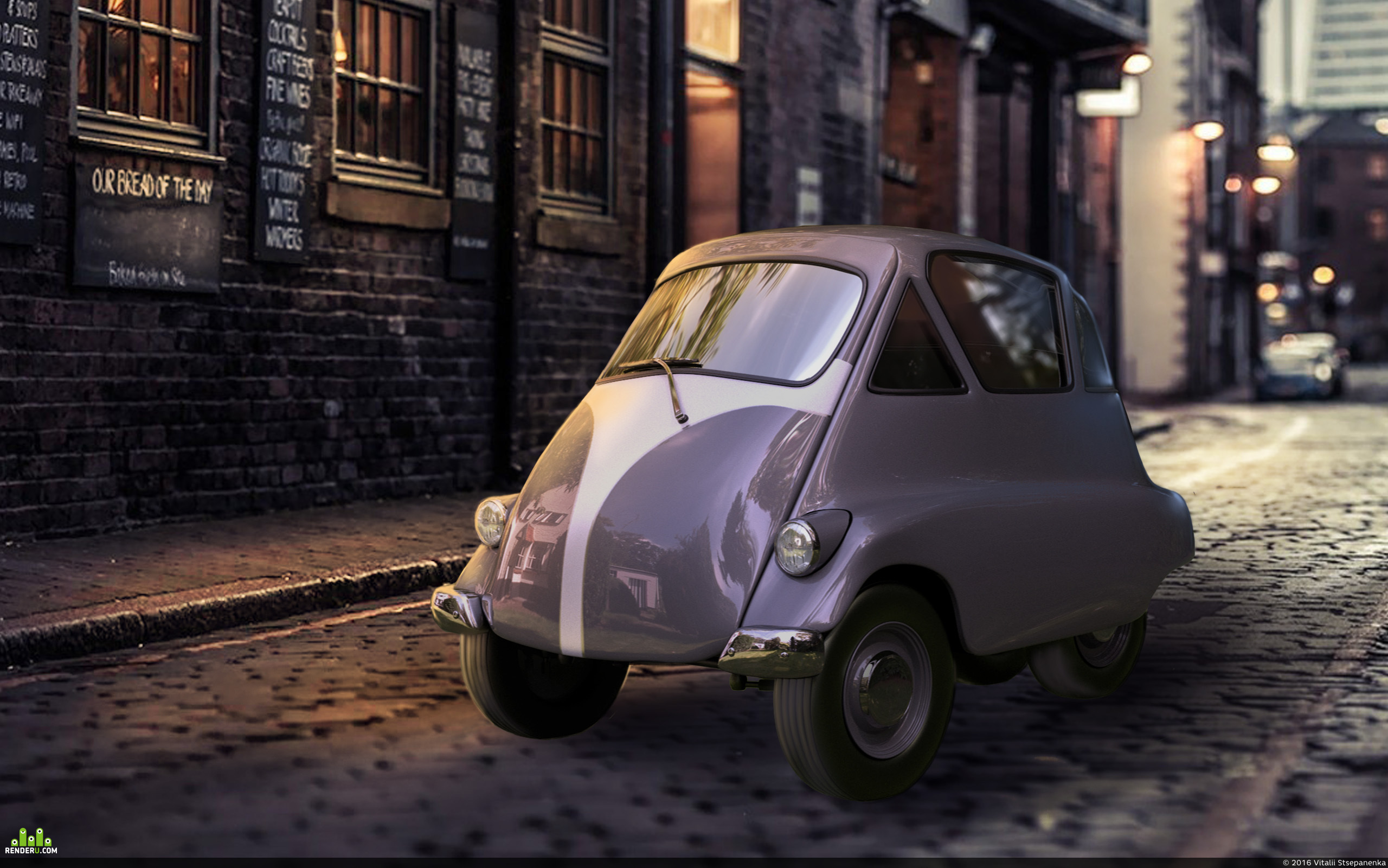 preview Iso Isetta