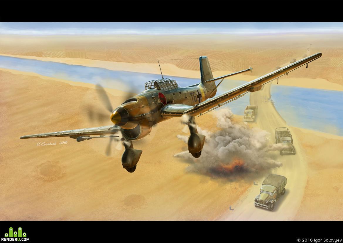 "preview Ju 87B ""Штука"""
