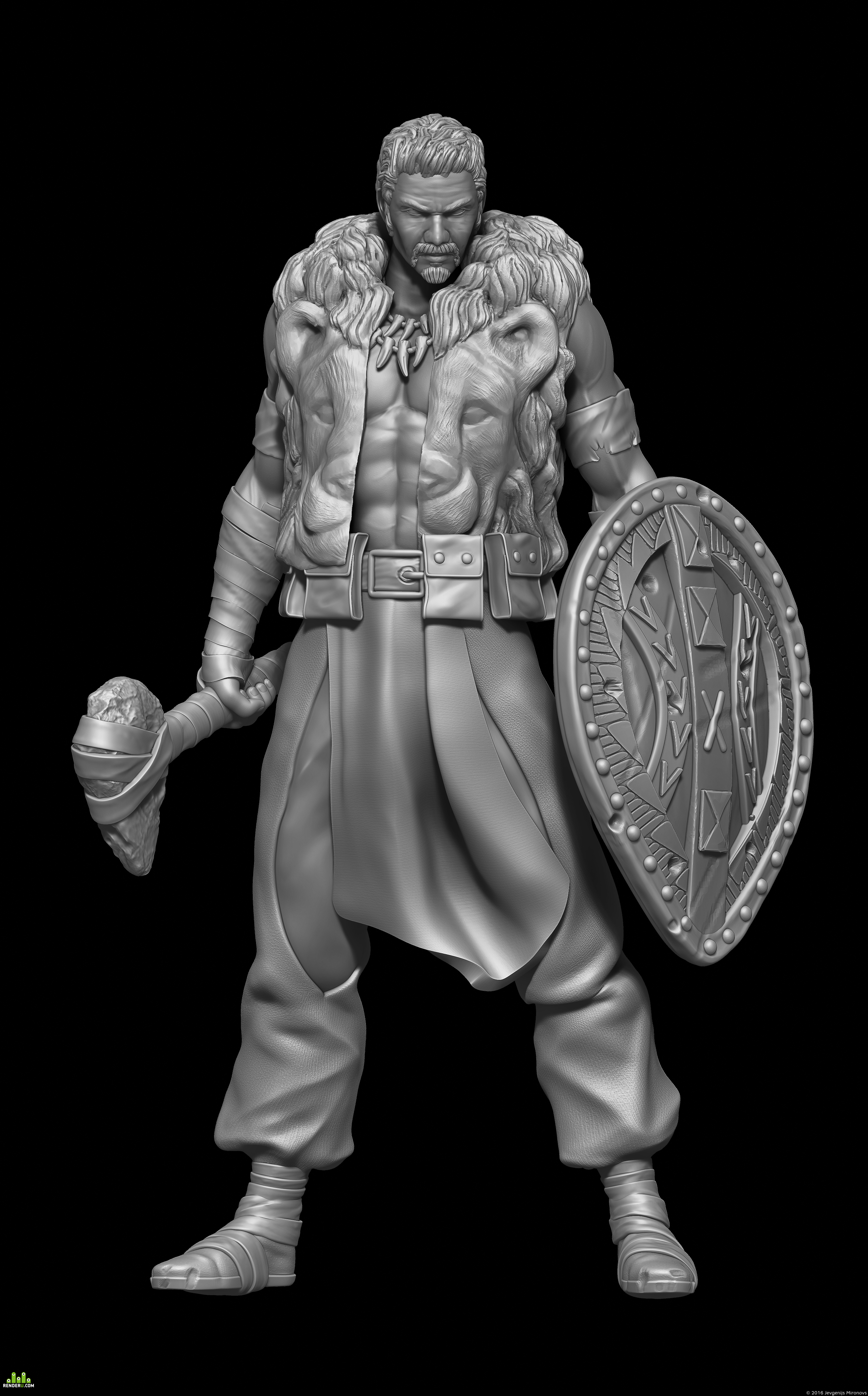 preview Kraven the Hunter