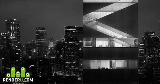 preview Cubic Meter studio - Visual Identity