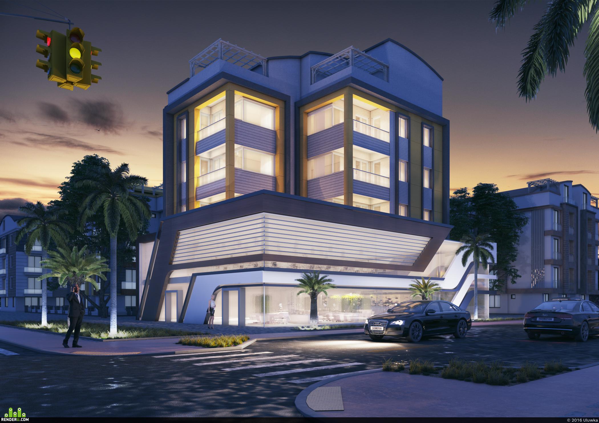 preview Торговый комплекс
