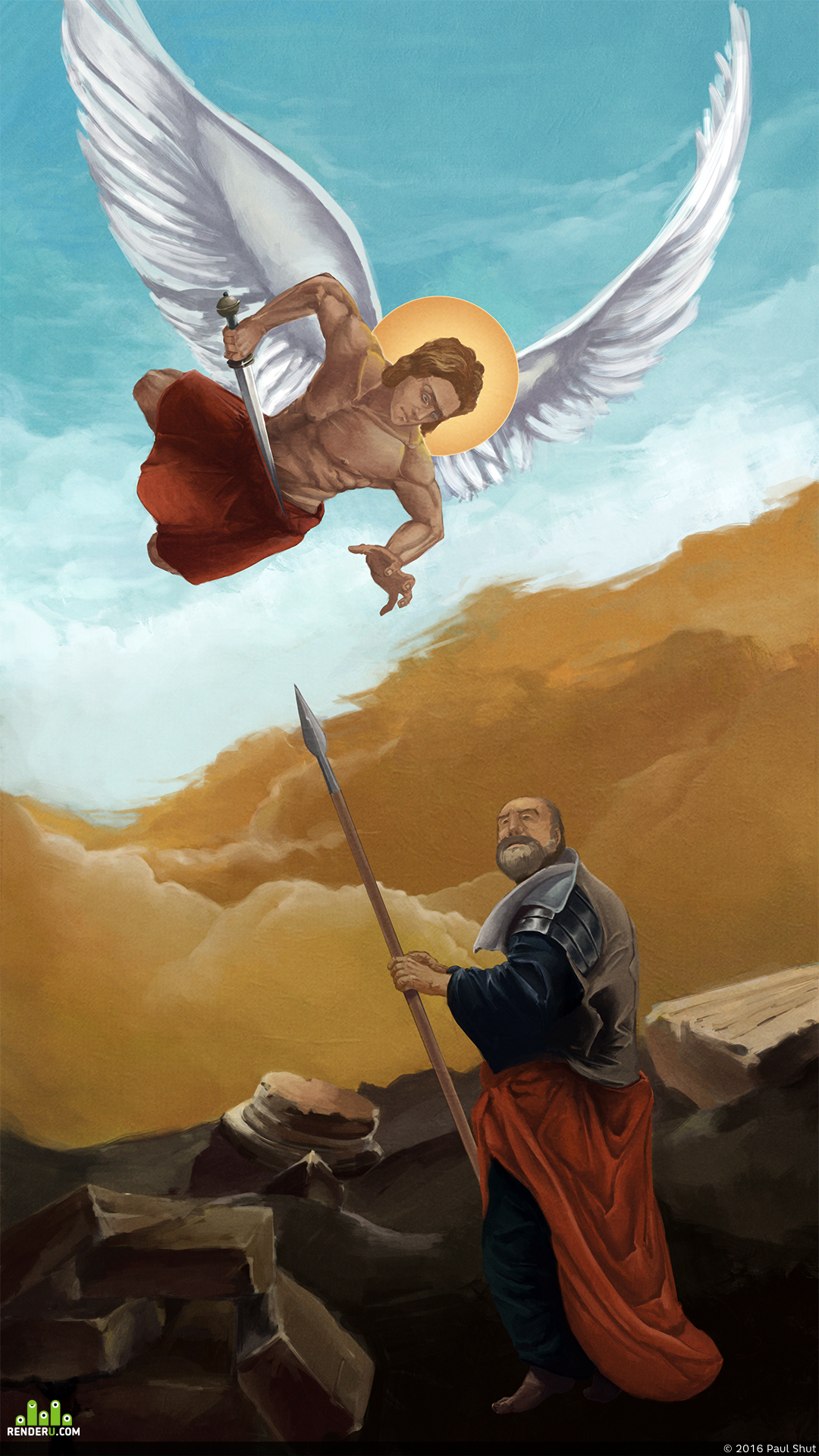 preview Man vs. Angel