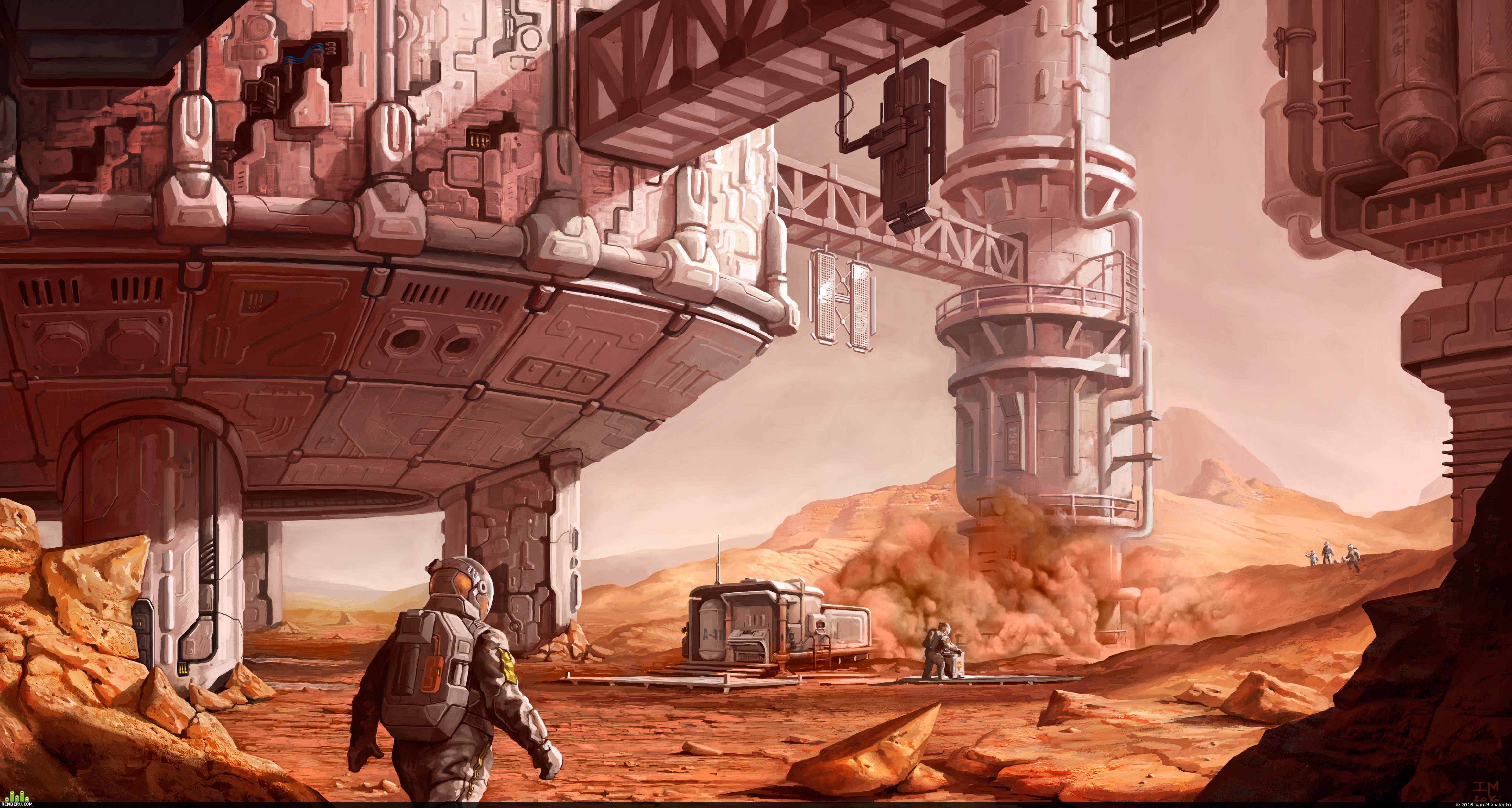 preview На Марсе
