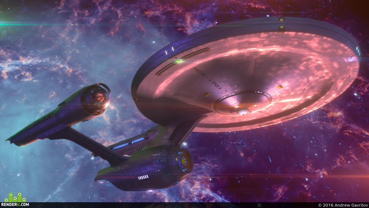 preview Энтерпрайз NCC-1701