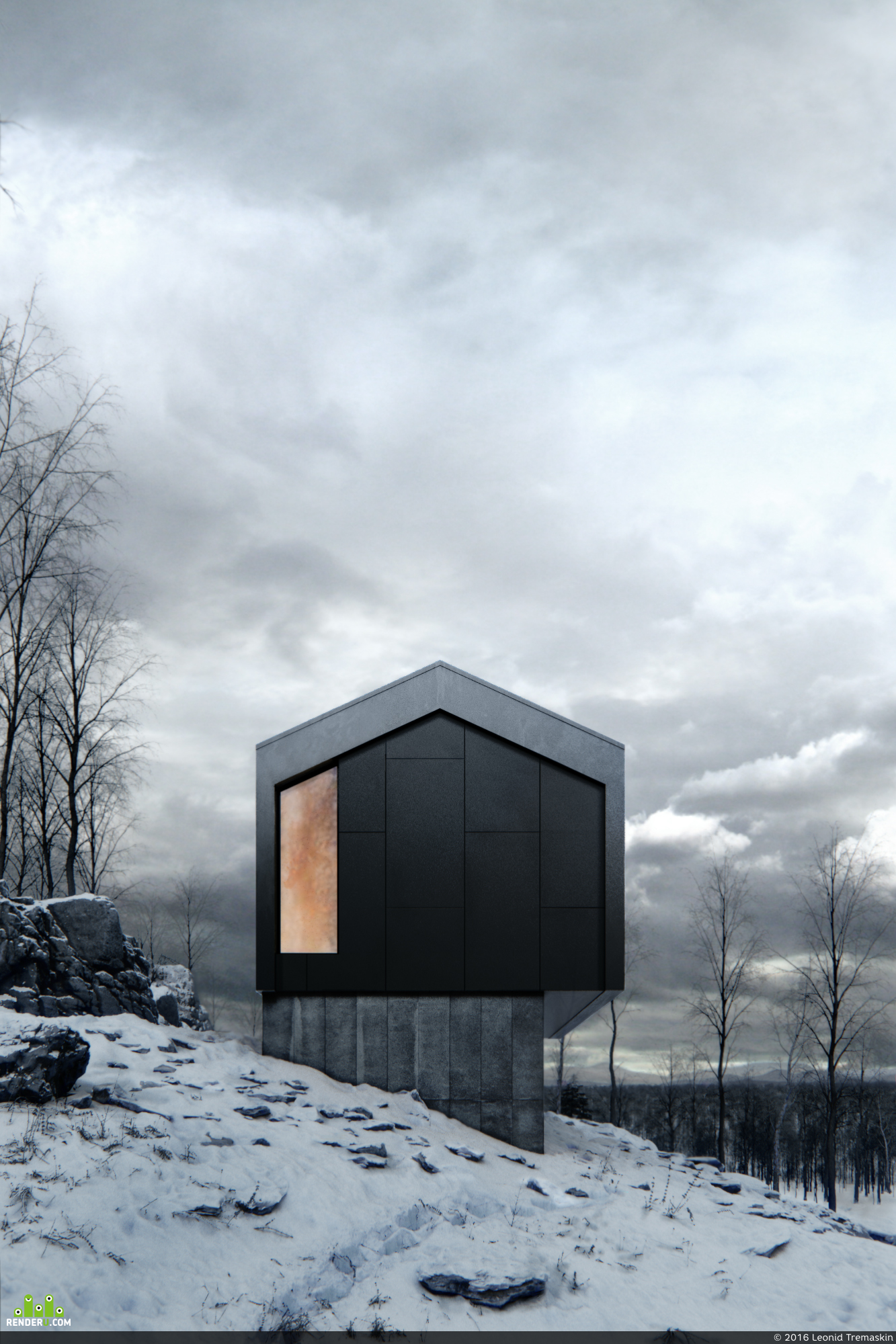 preview Winter House