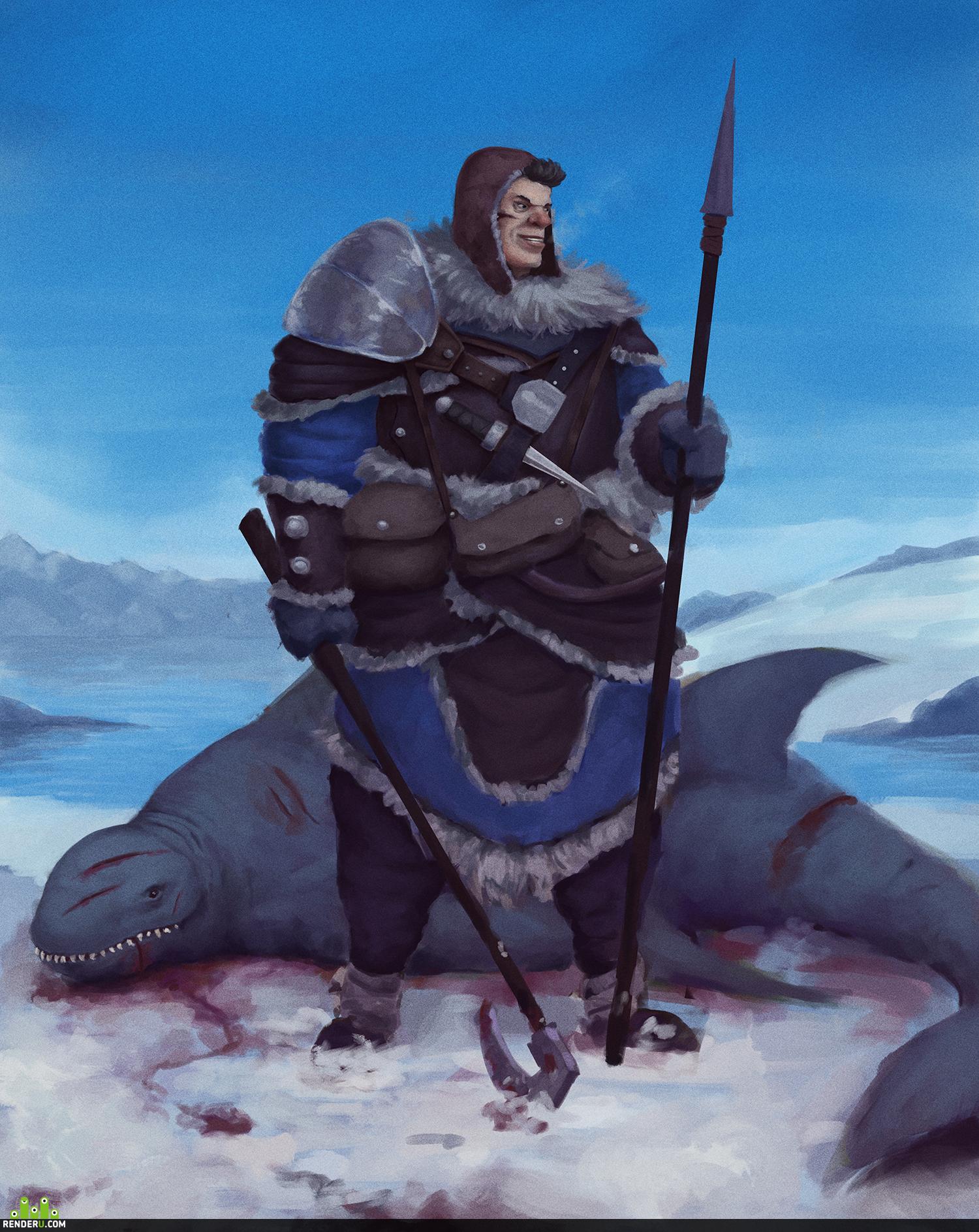 preview polar Hunter