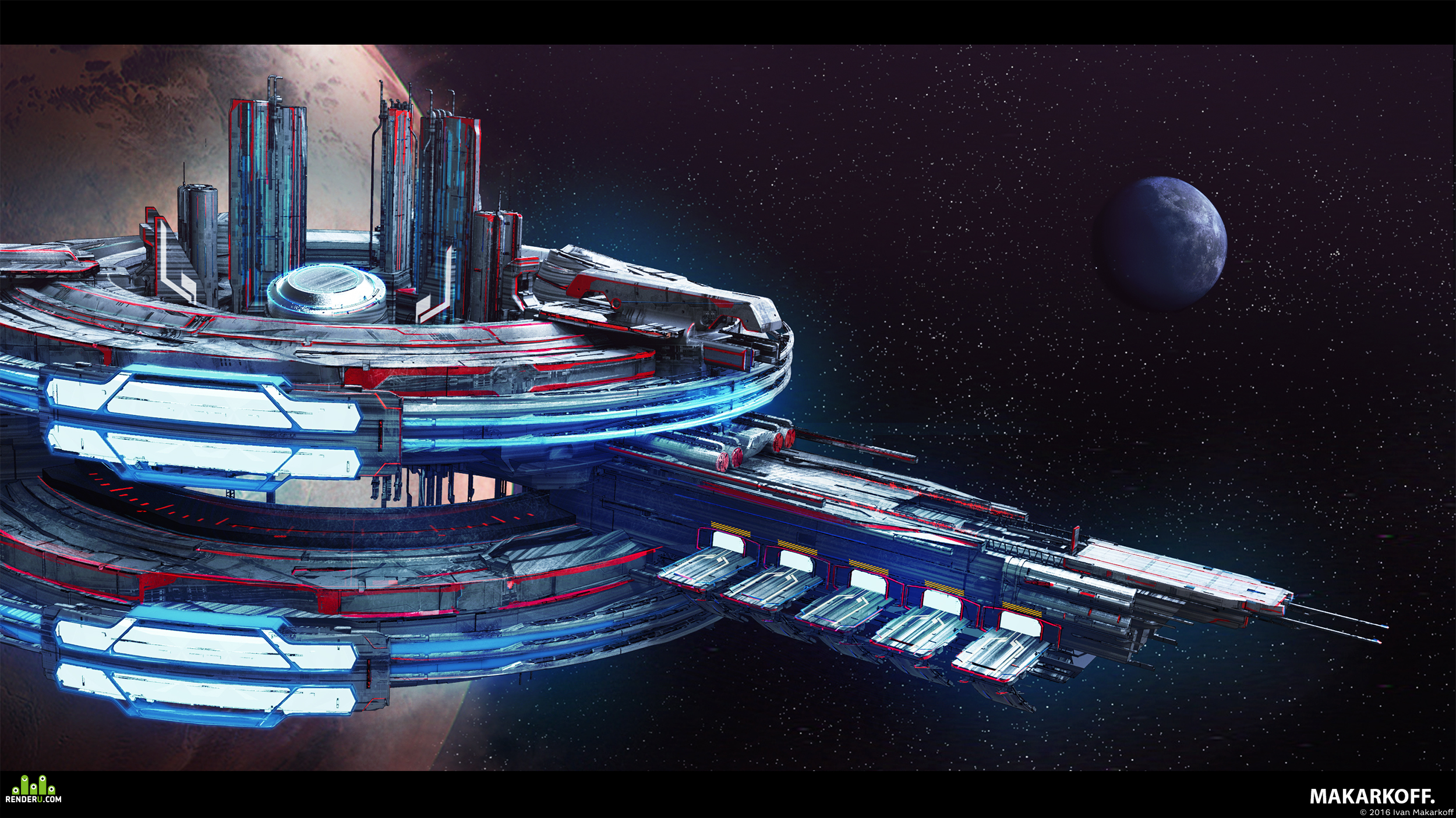 preview Deep Space Station
