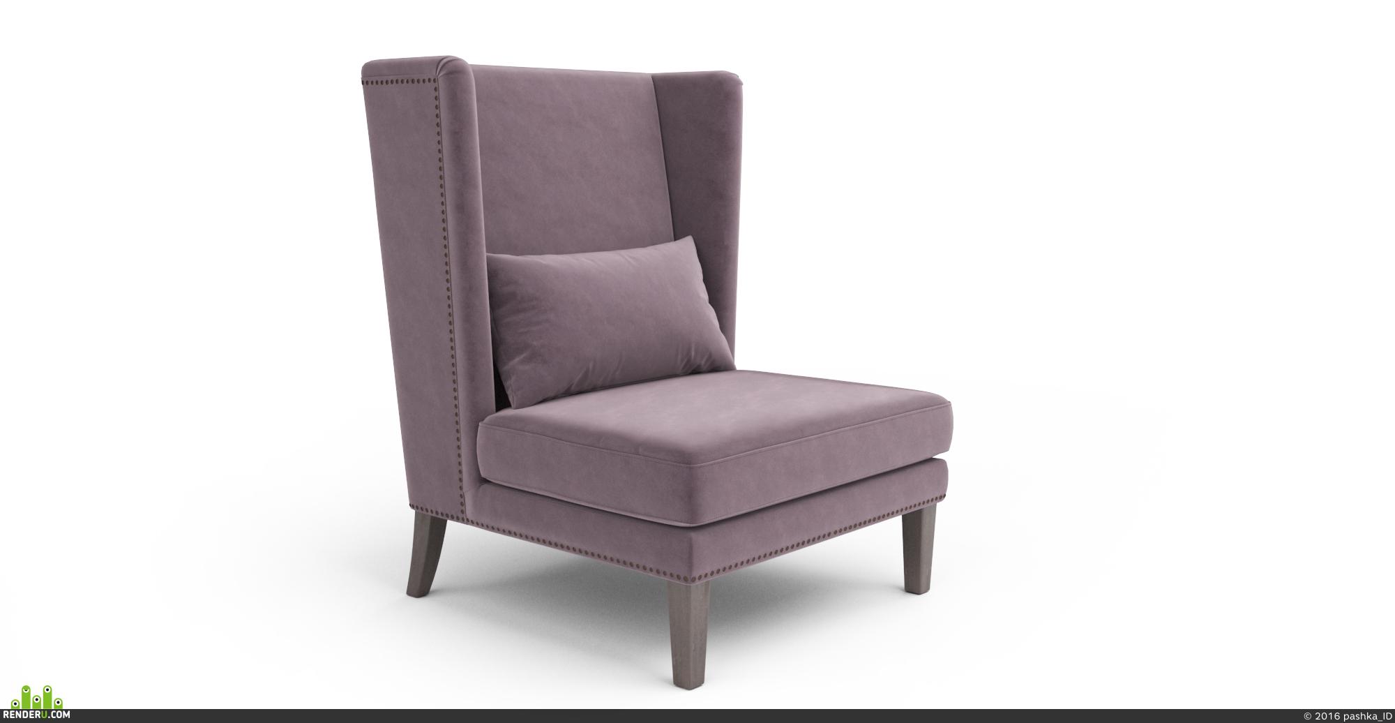 preview Кресло Marcel