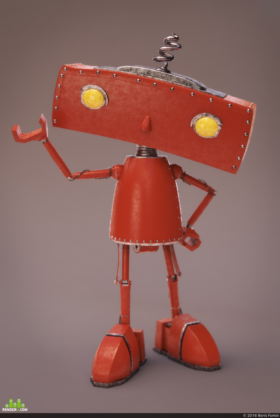 preview Bad Robot