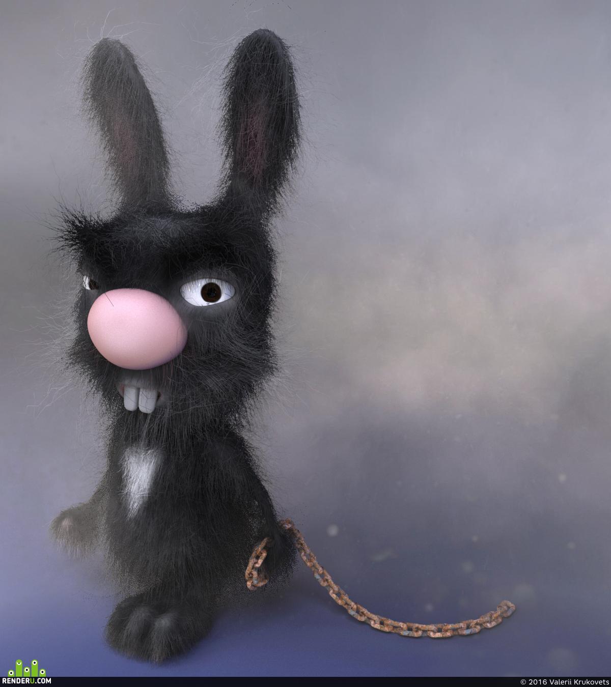 preview Злой заяц