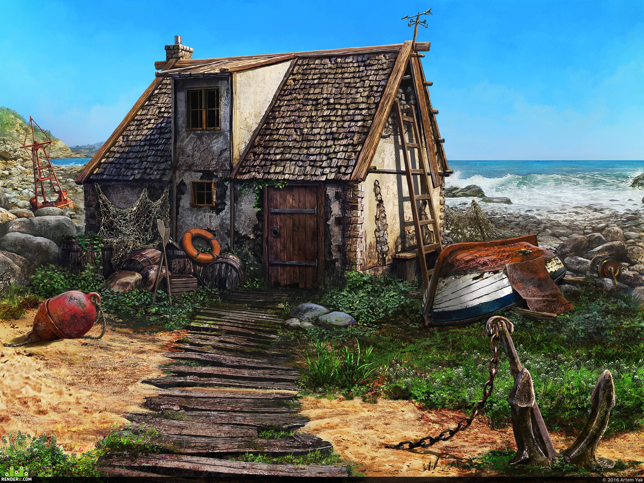 preview Дом моряка