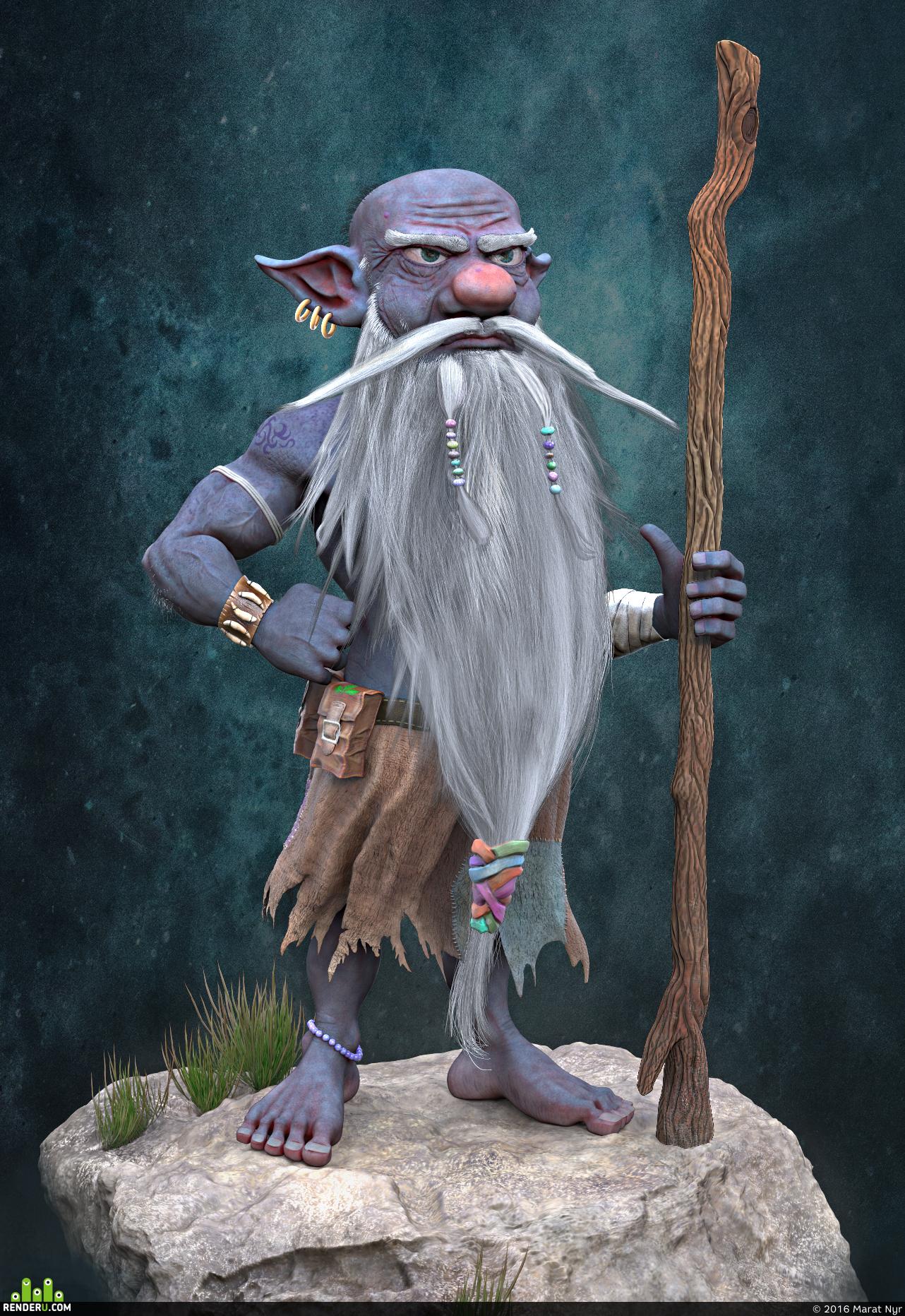 preview Deep Gnome