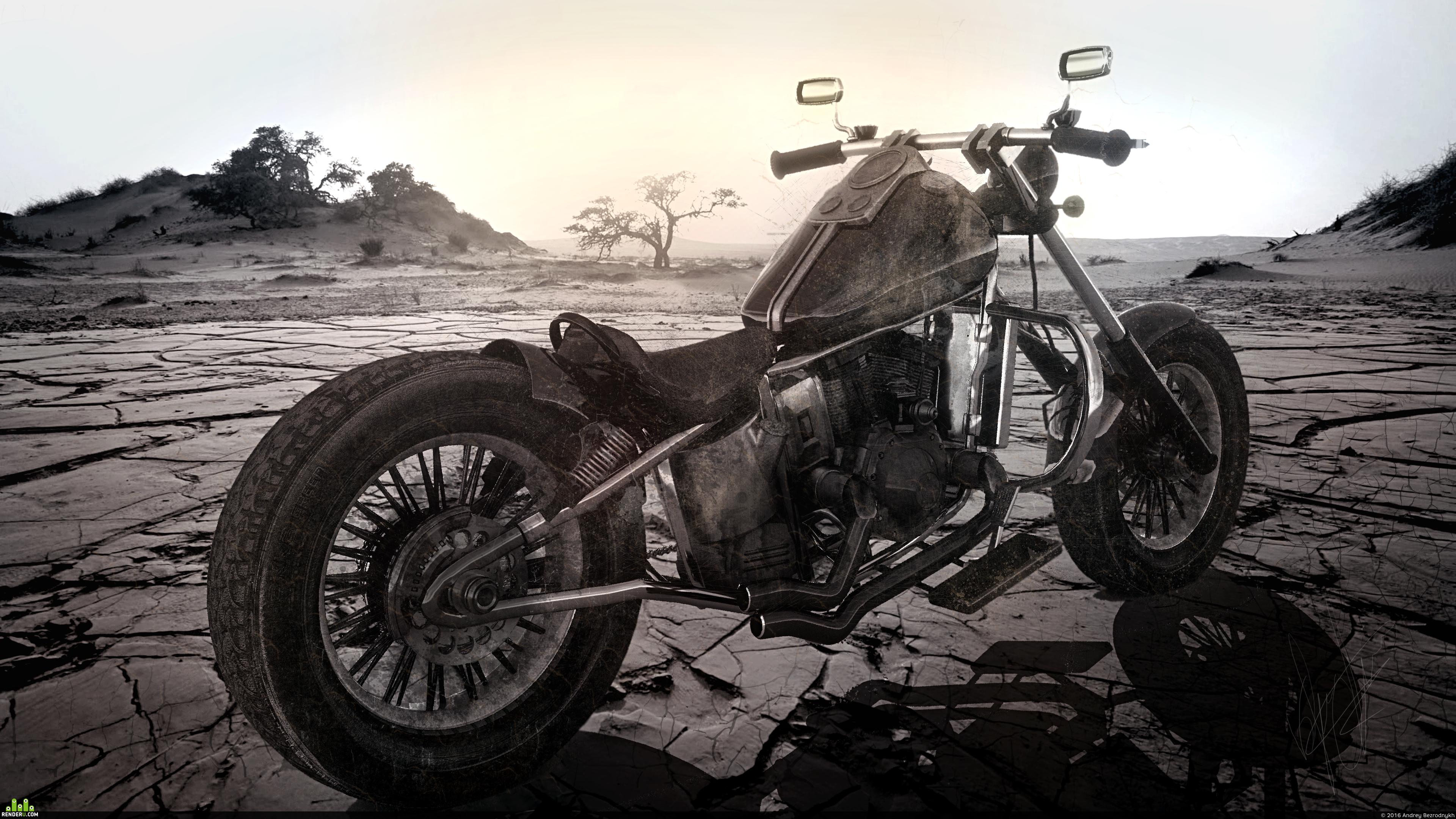 preview Harley-Davidson Custom