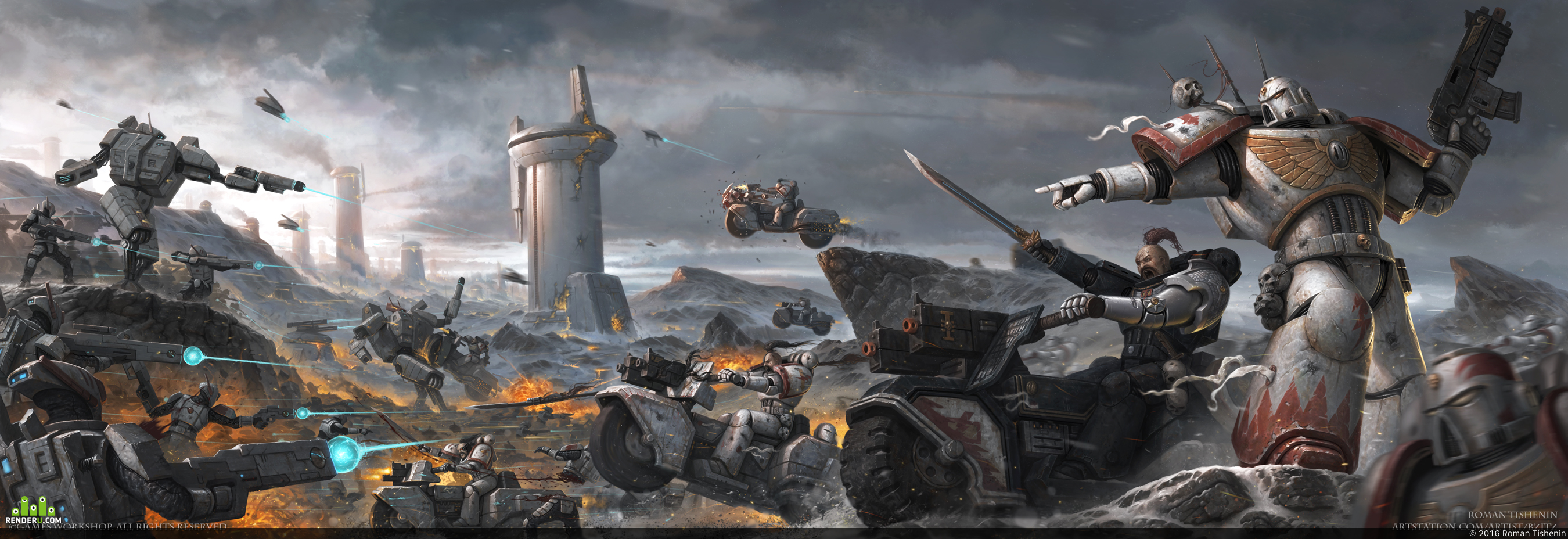 preview Warhammer 40000: Storm of Damocles