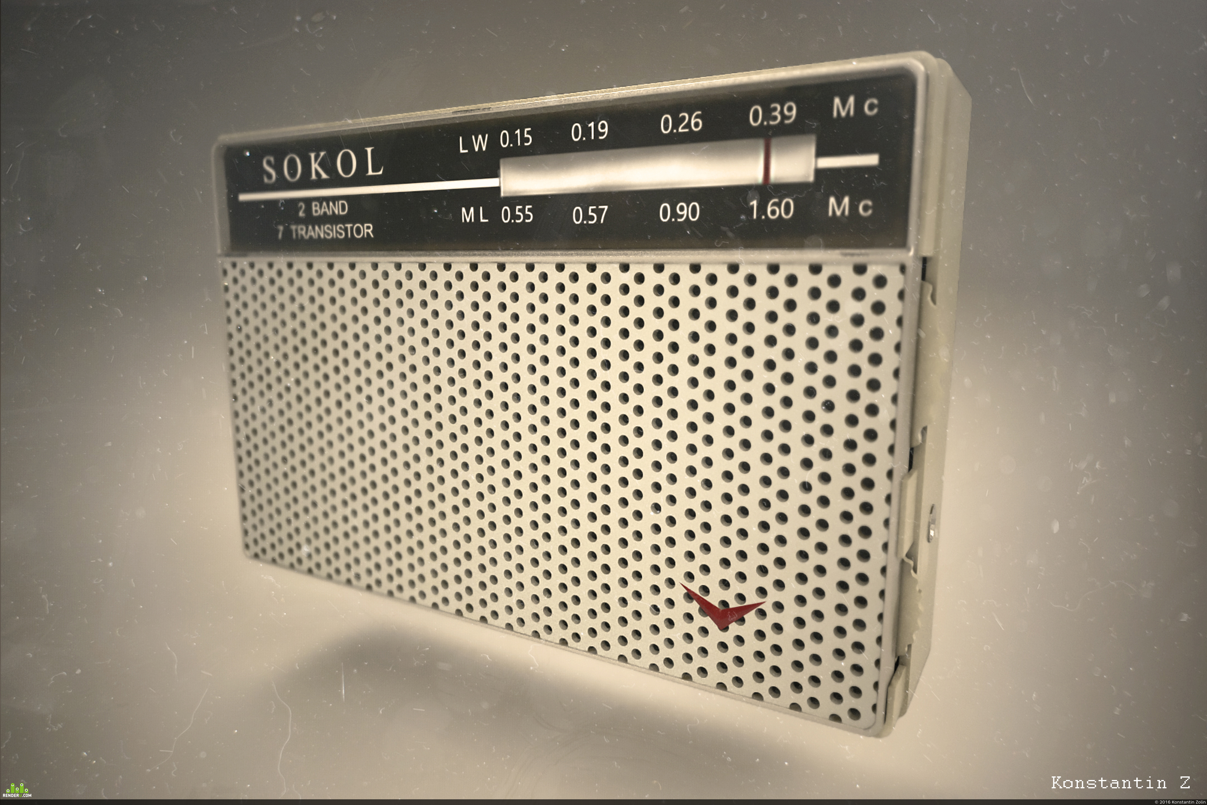 preview Радиоприёмник «Сокол»