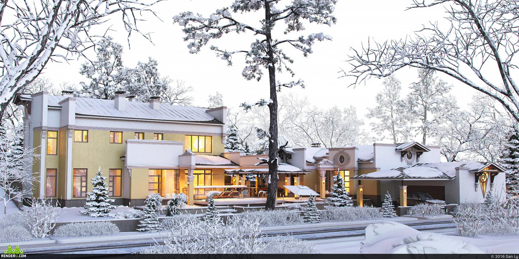 preview Первый снег