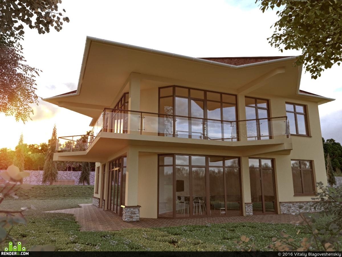 preview Солнечный дом