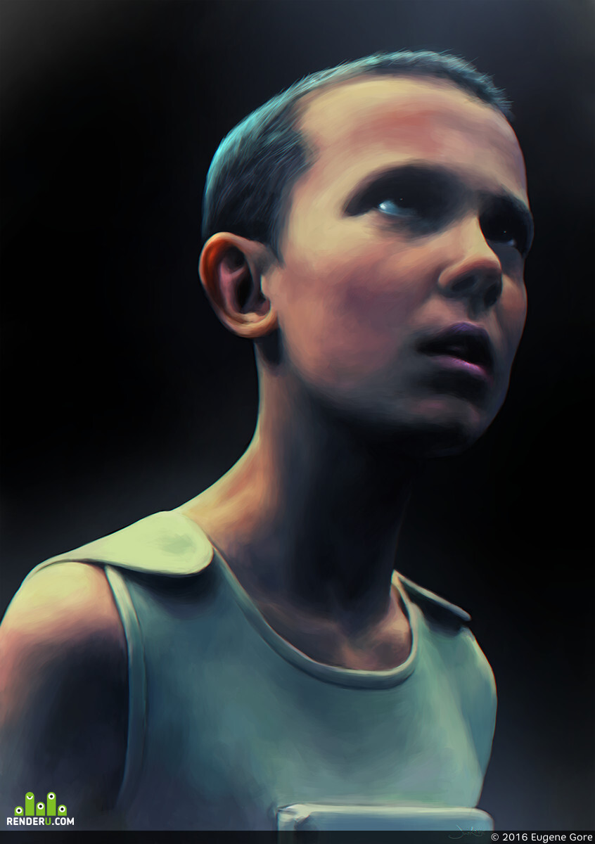 preview Eleven (Stranger Things)
