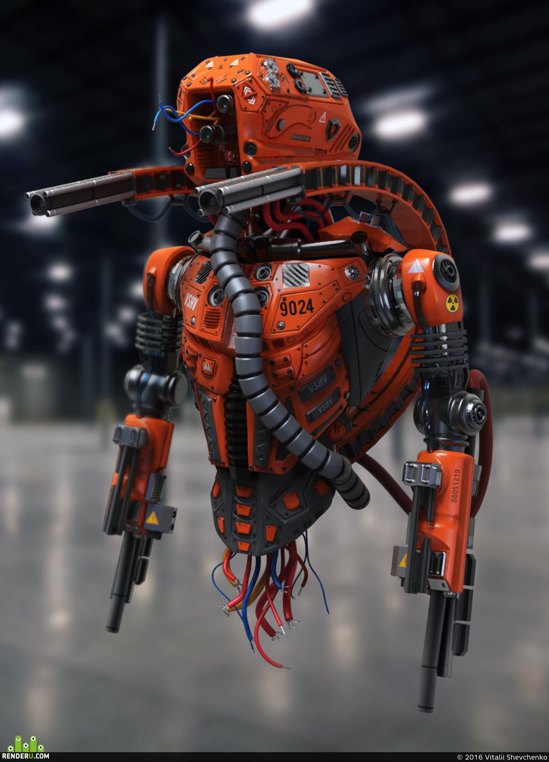 preview Концепт робота