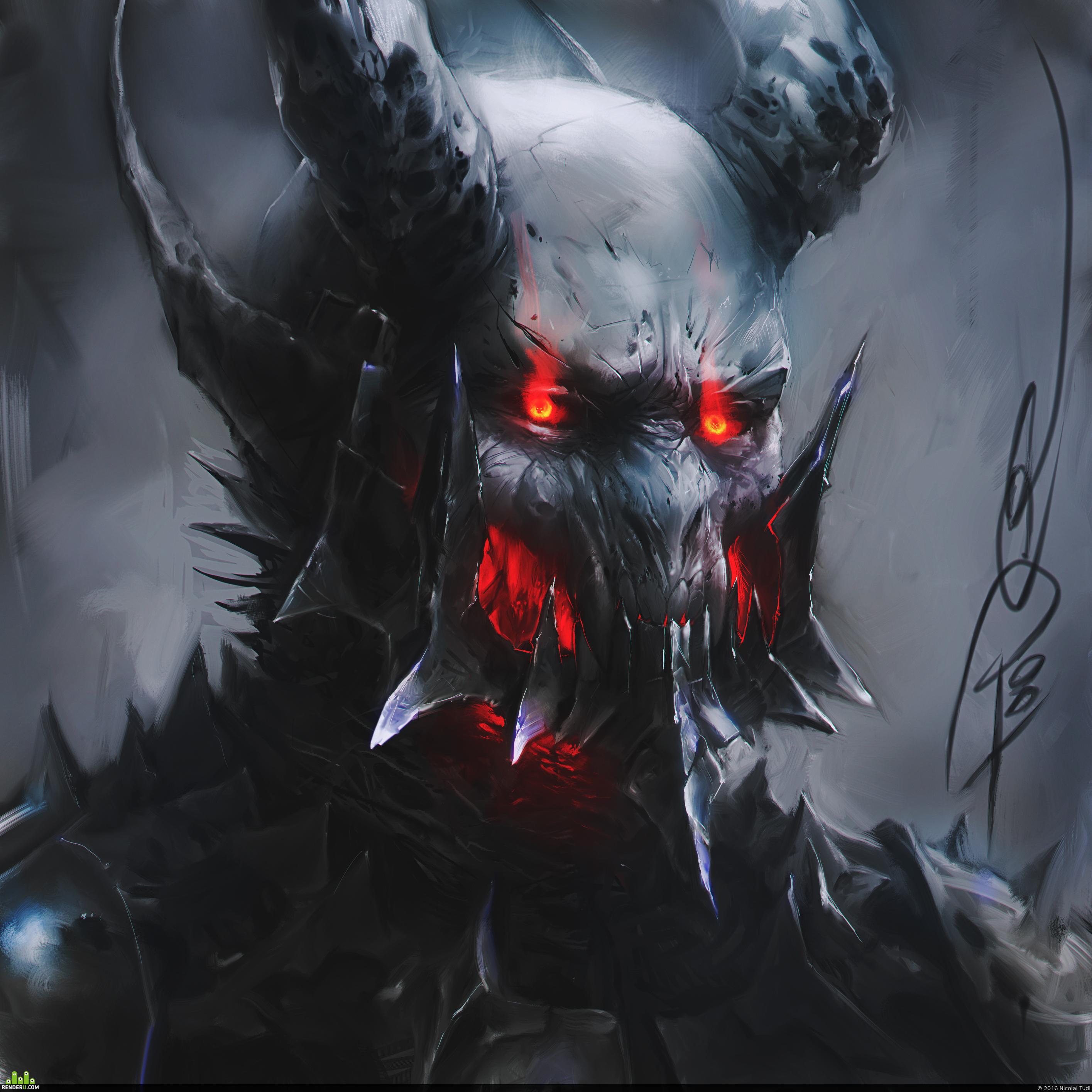 preview Демонюга